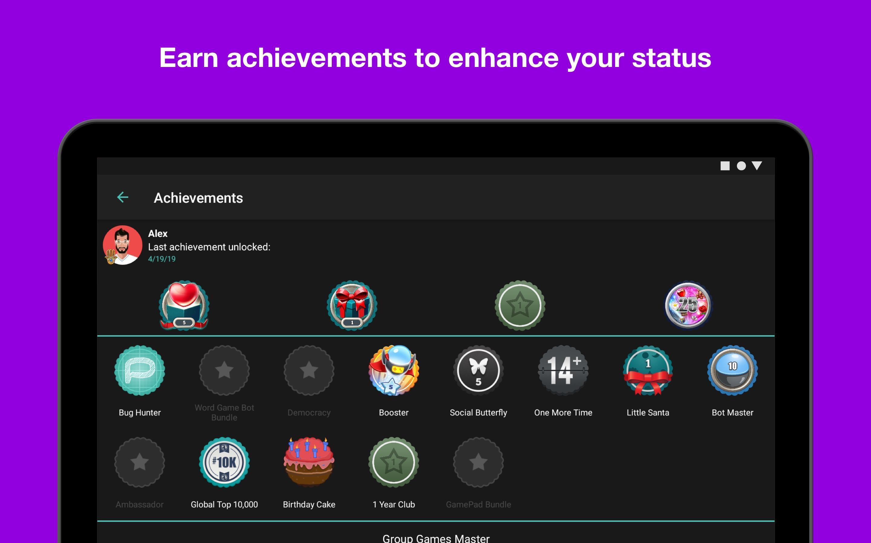 Palringo Group Messenger - chat, play games & more 9.2.1 Screenshot 14