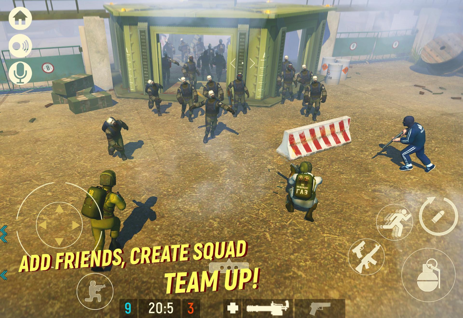 Tacticool 5v5 shooter 1.31.0 Screenshot 5