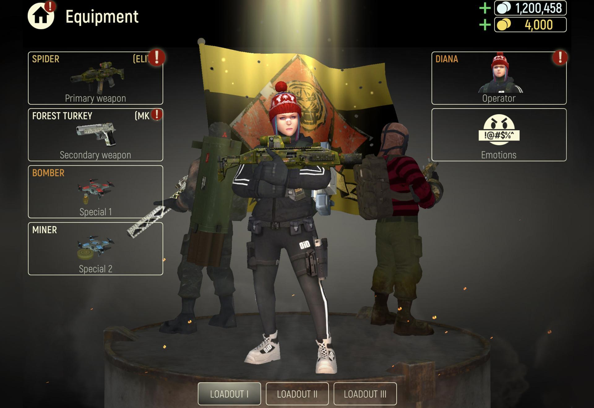 Tacticool 5v5 shooter 1.31.0 Screenshot 9