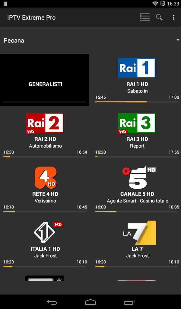 IPTV Extreme 101.0 Screenshot 10
