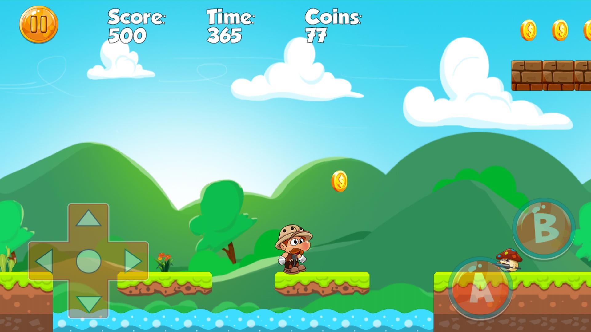 Deno's World - Jungle Adventure 3.3.0 Screenshot 1