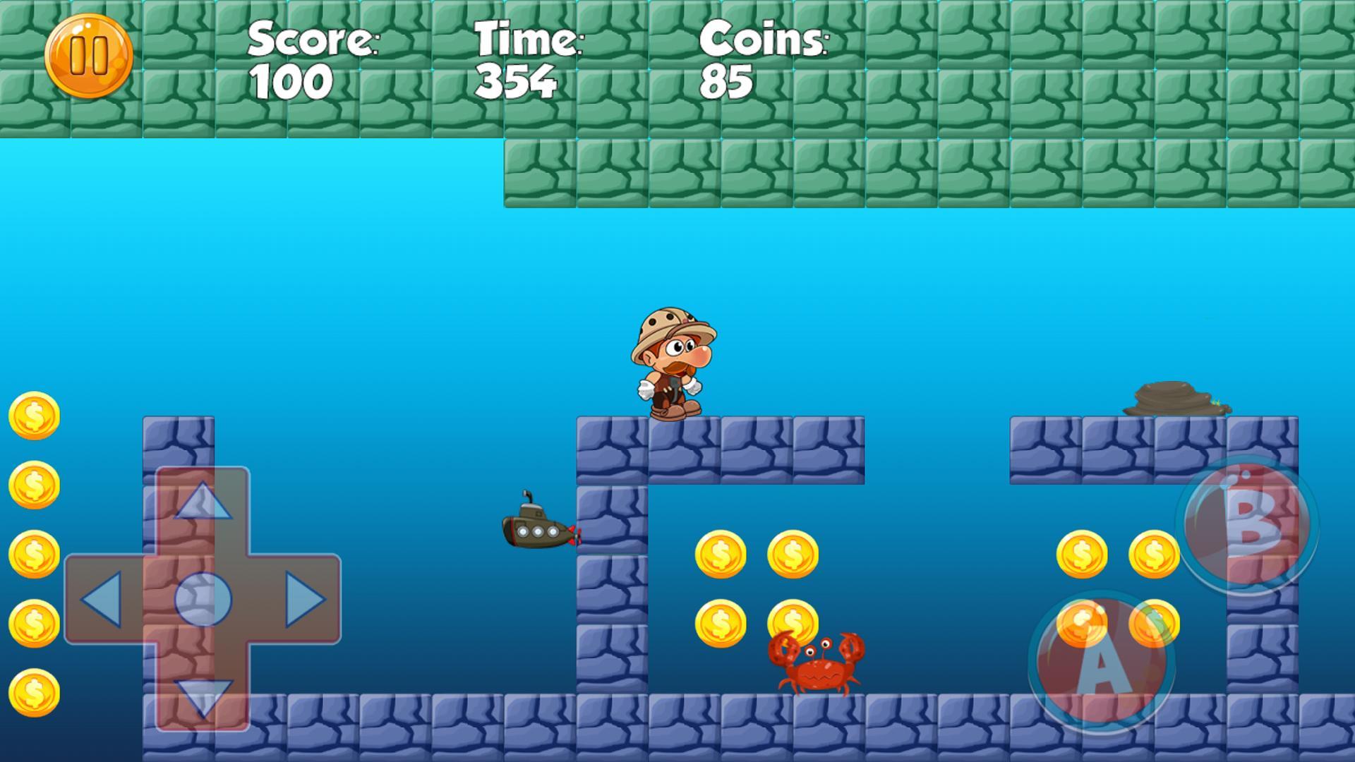 Deno's World - Jungle Adventure 3.3.0 Screenshot 2
