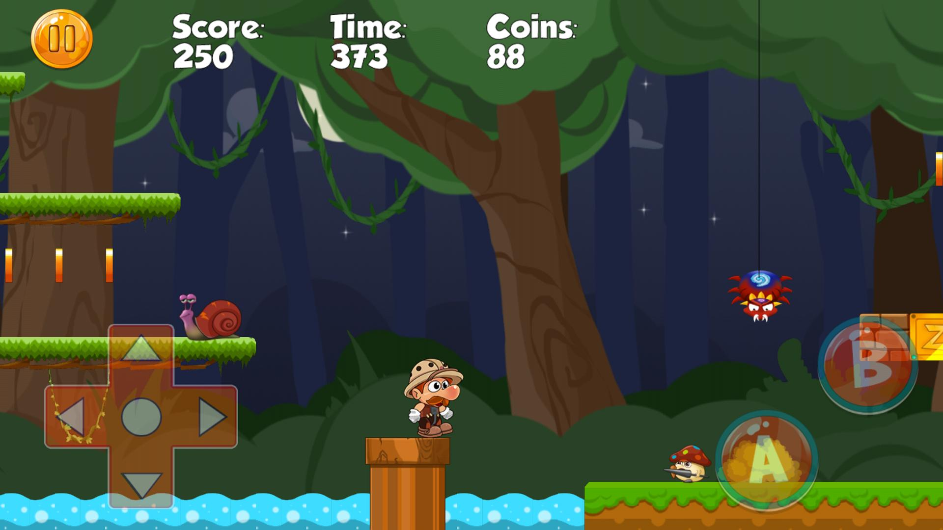 Deno's World - Jungle Adventure 3.3.0 Screenshot 3