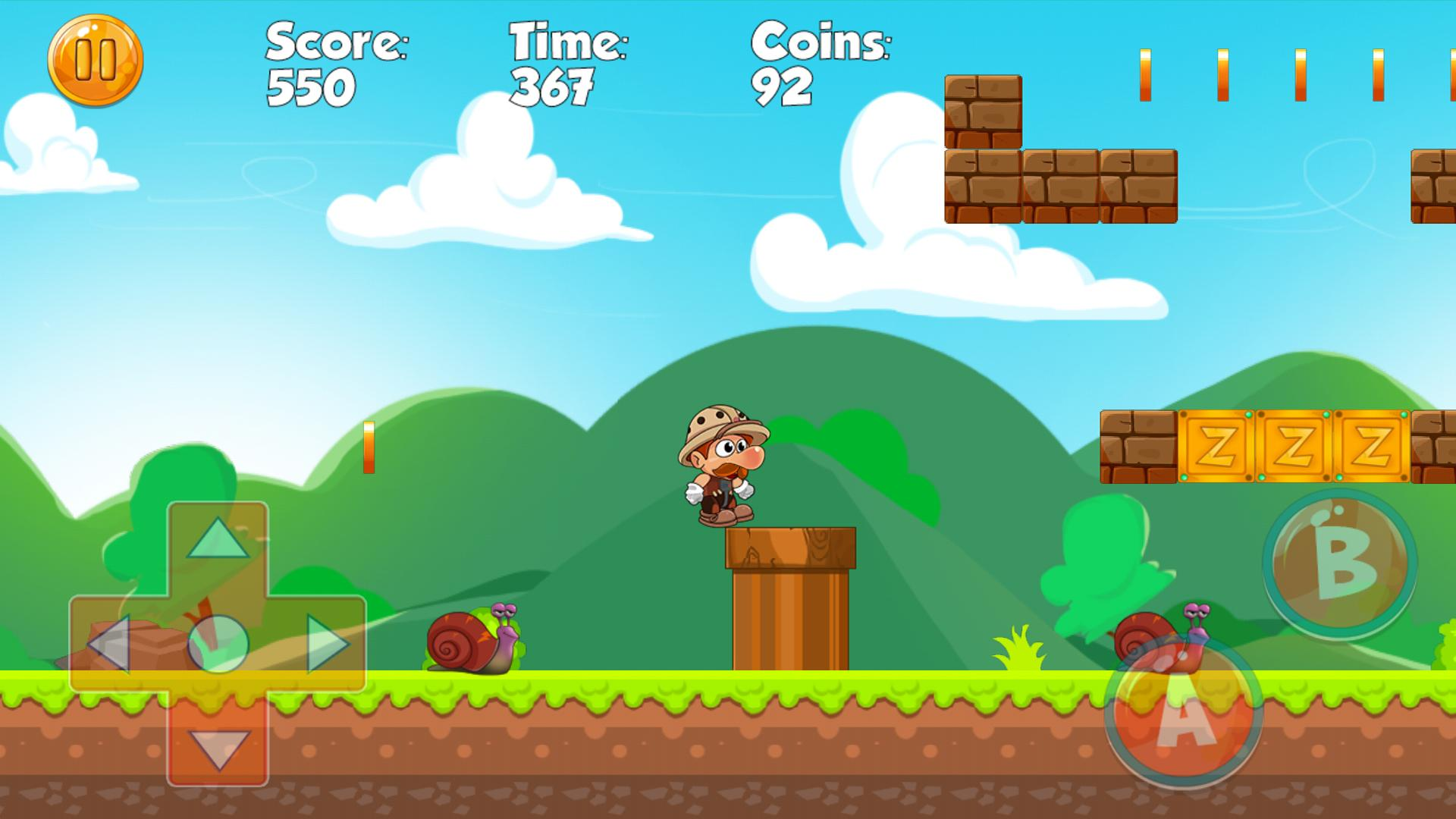 Deno's World - Jungle Adventure 3.3.0 Screenshot 4
