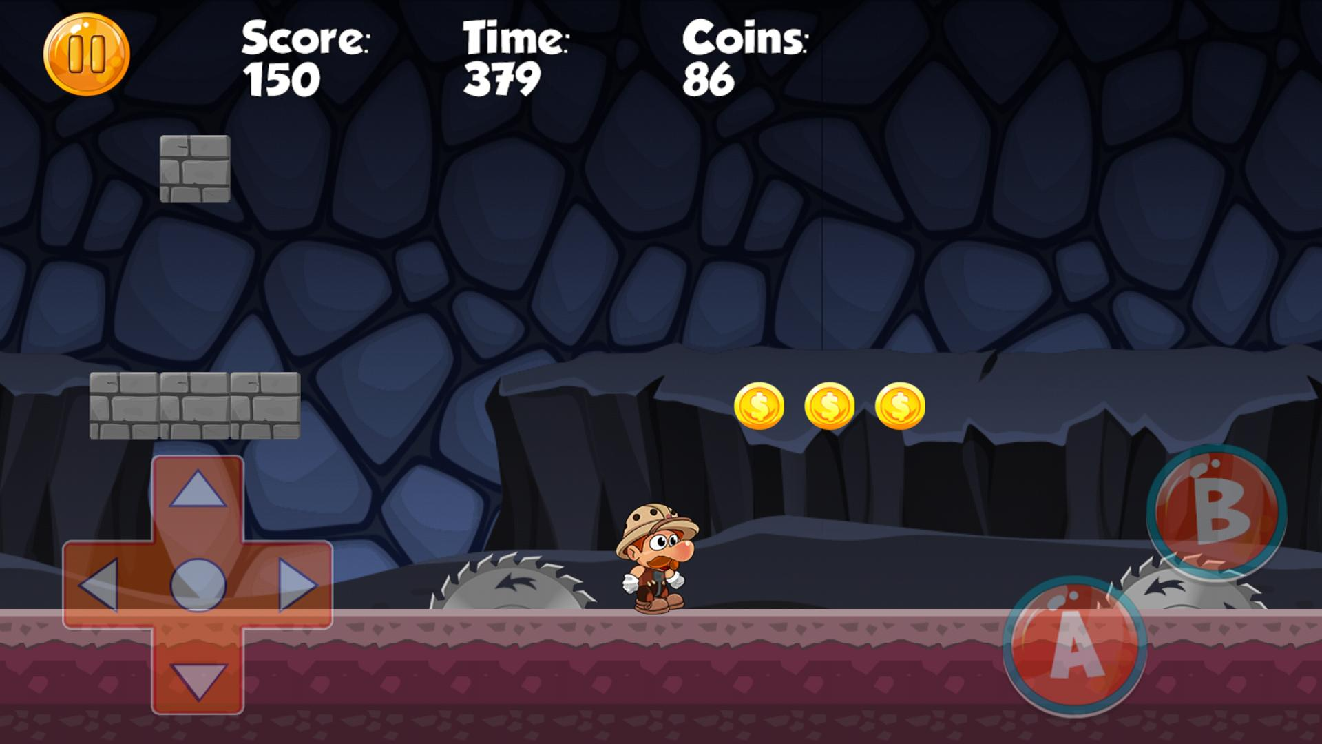 Deno's World - Jungle Adventure 3.3.0 Screenshot 5