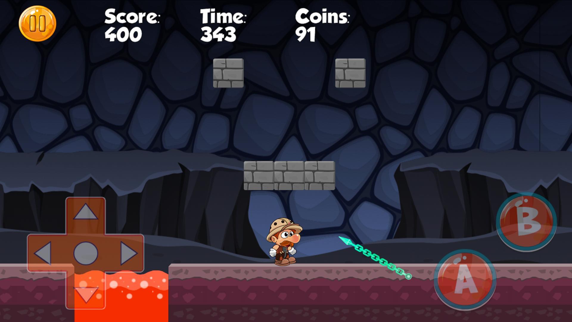 Deno's World - Jungle Adventure 3.3.0 Screenshot 6