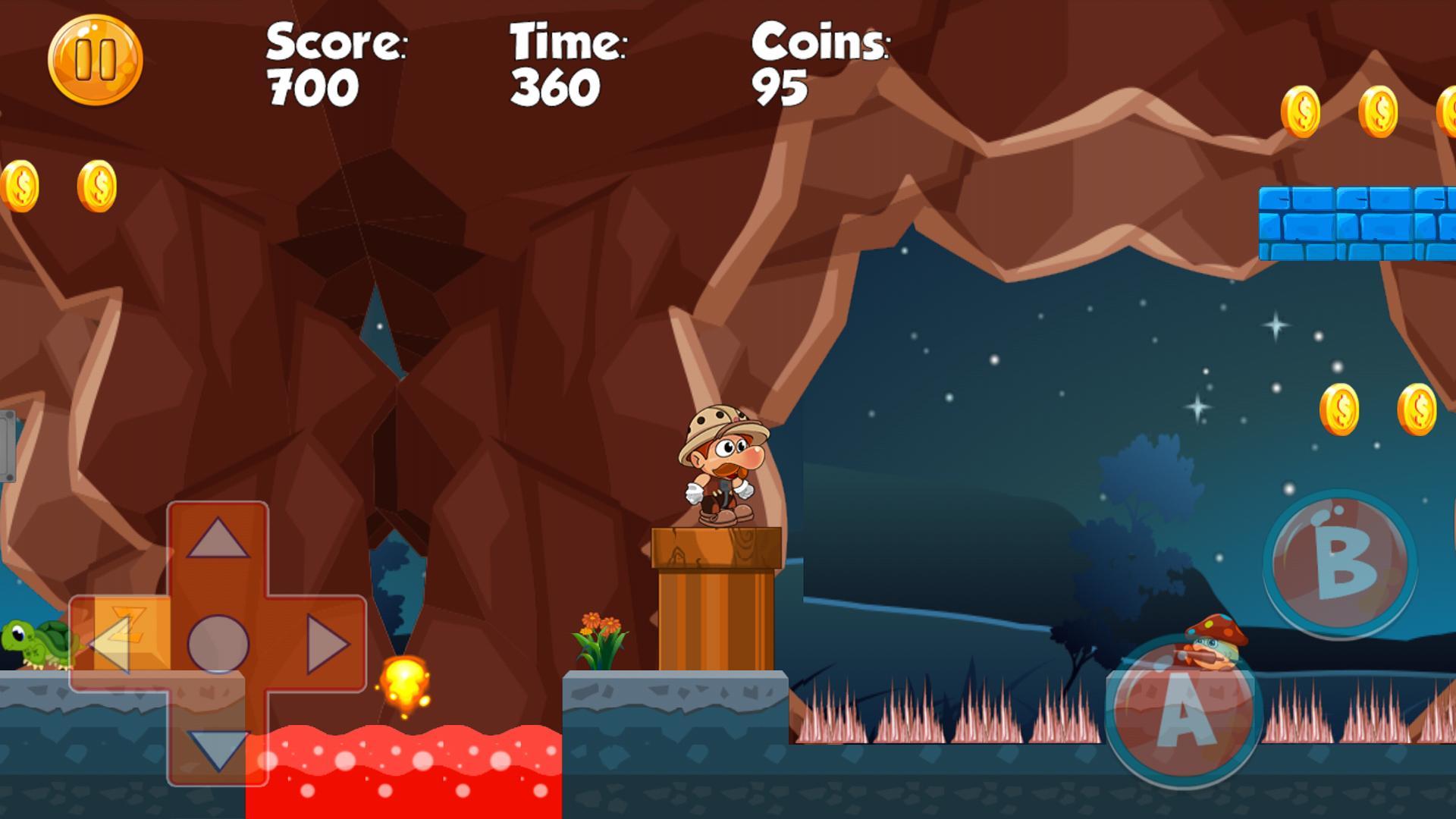 Deno's World - Jungle Adventure 3.3.0 Screenshot 8