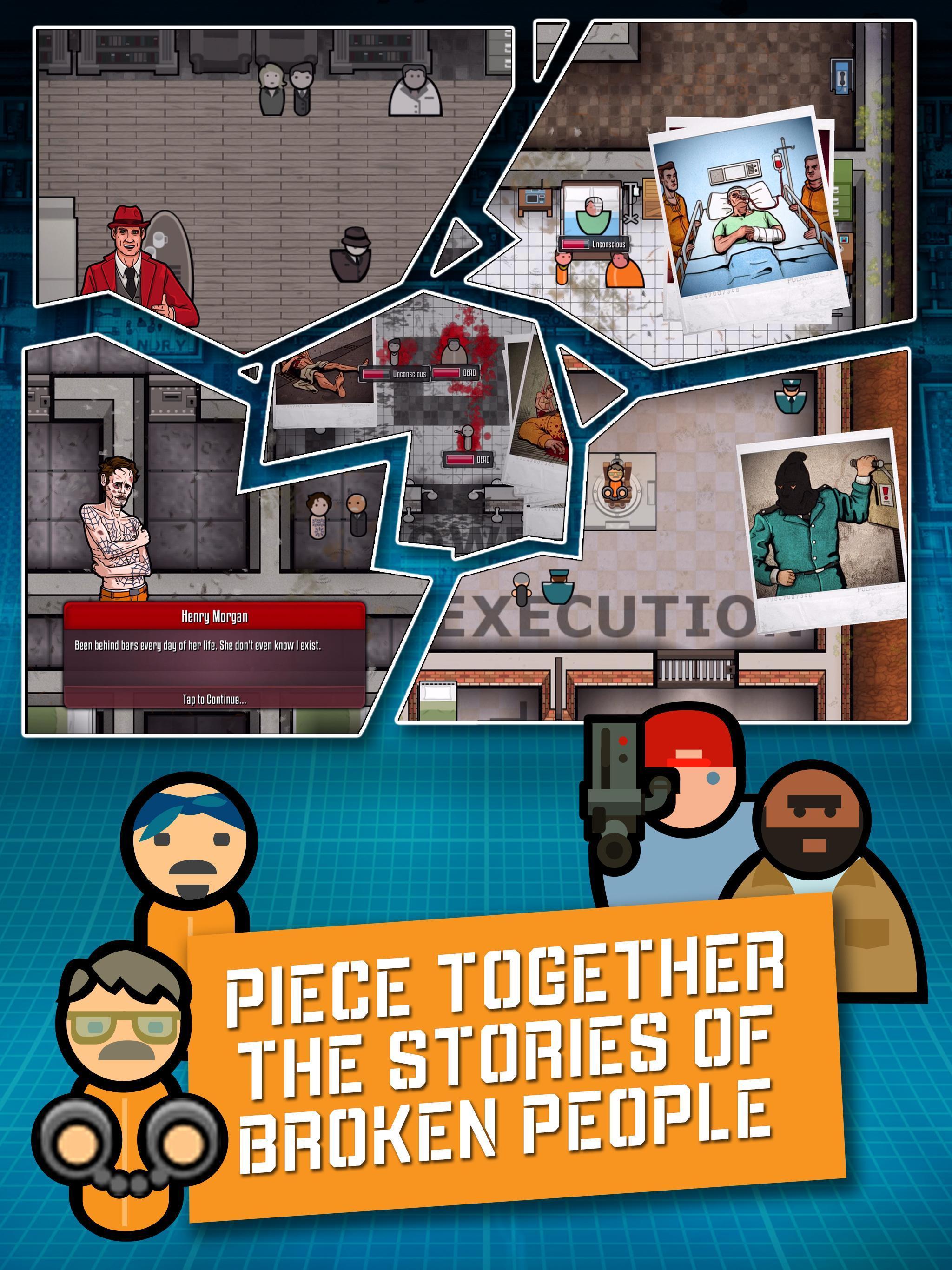 Prison Architect Mobile 2.0.9 Screenshot 2
