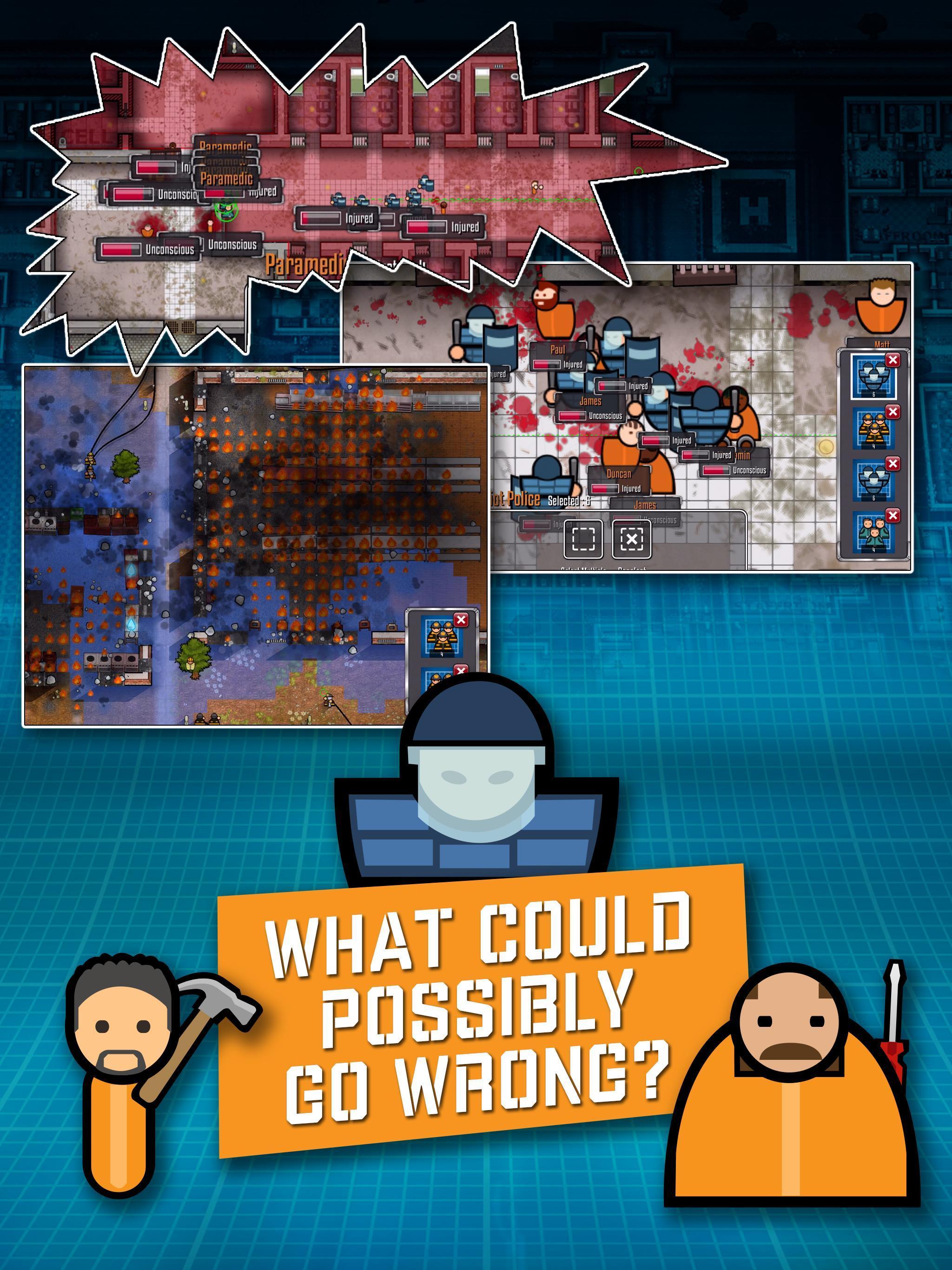 Prison Architect Mobile 2.0.9 Screenshot 5
