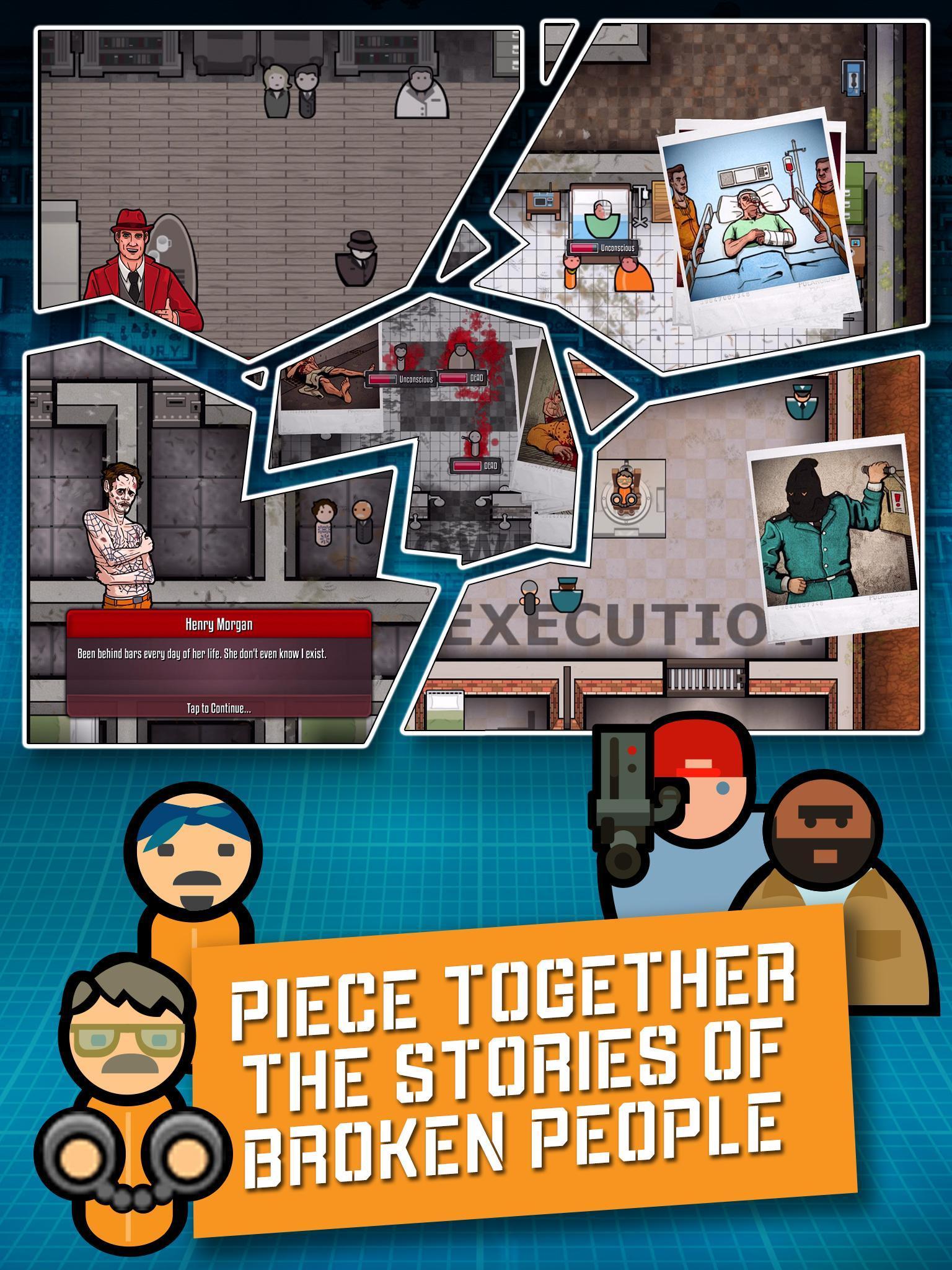 Prison Architect Mobile 2.0.9 Screenshot 7