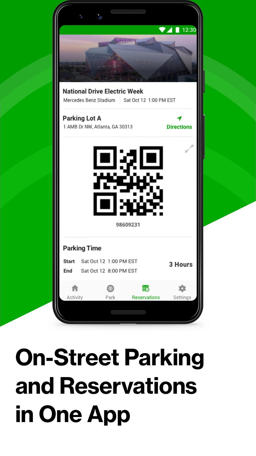 ParkMobile Find Parking 7.2 Screenshot 5