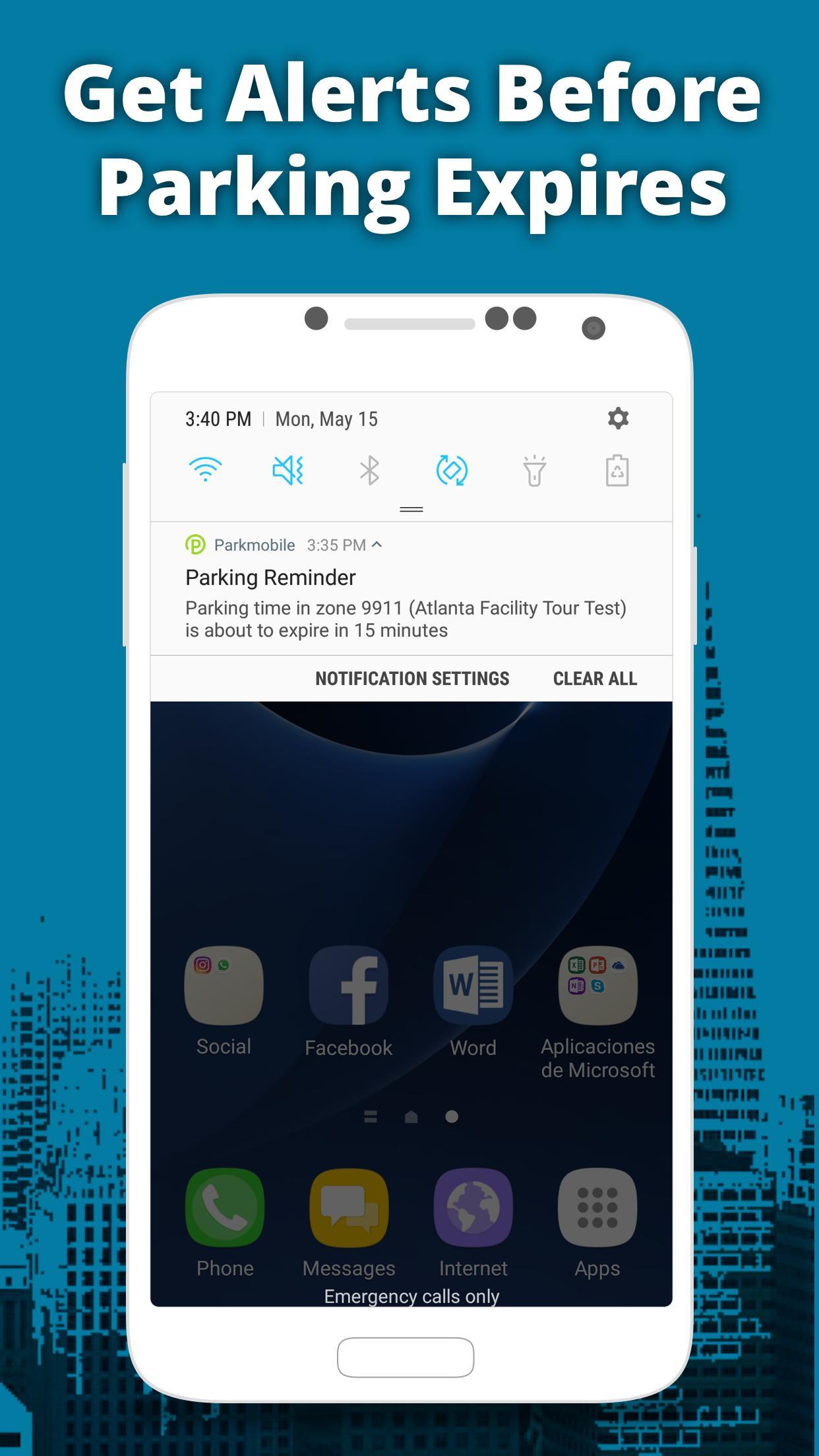 ParkMobile Find Parking 7.2 Screenshot 6