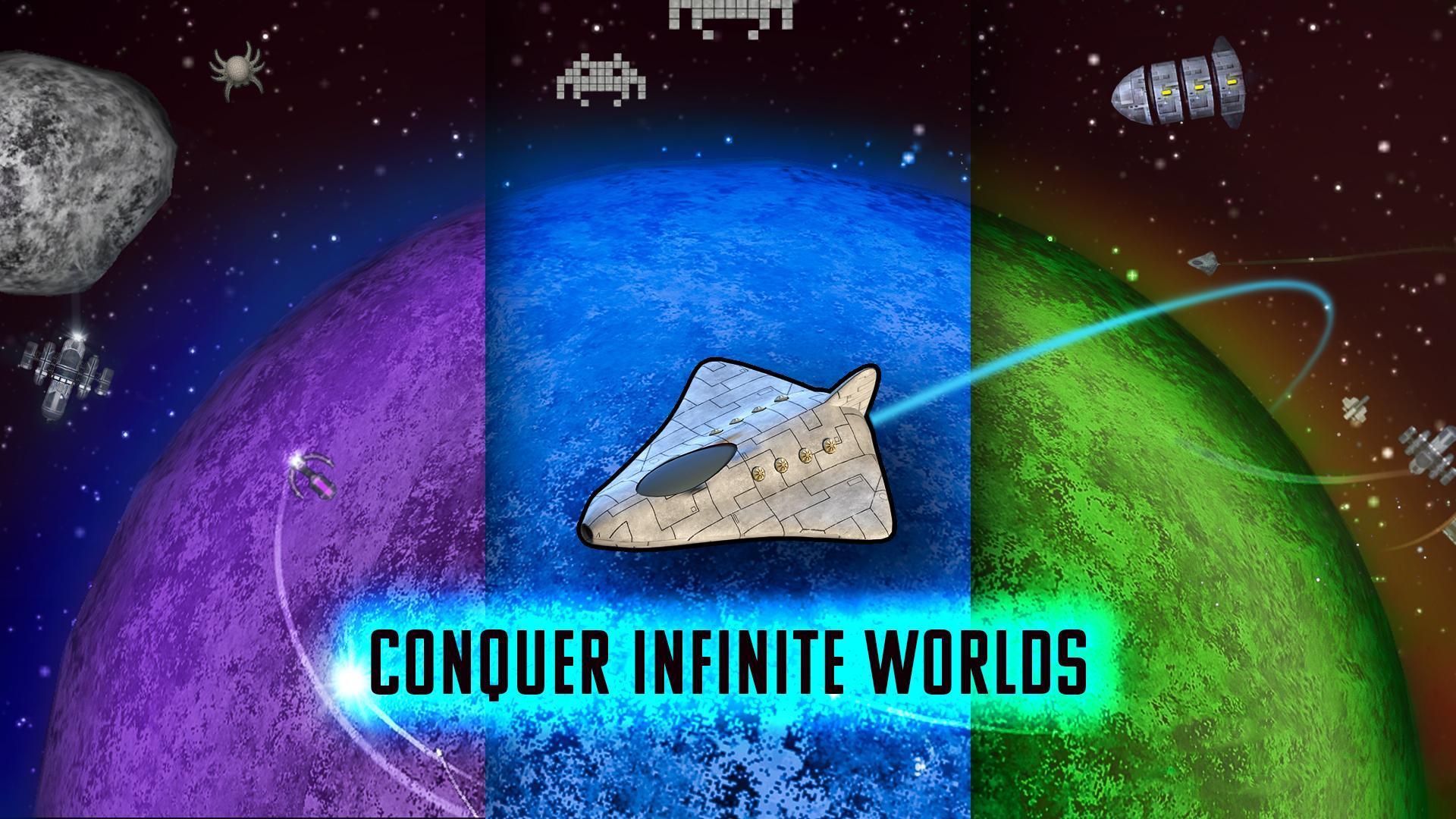 Event Horizon: spaceship builder and alien shooter 2.5.2 Screenshot 19