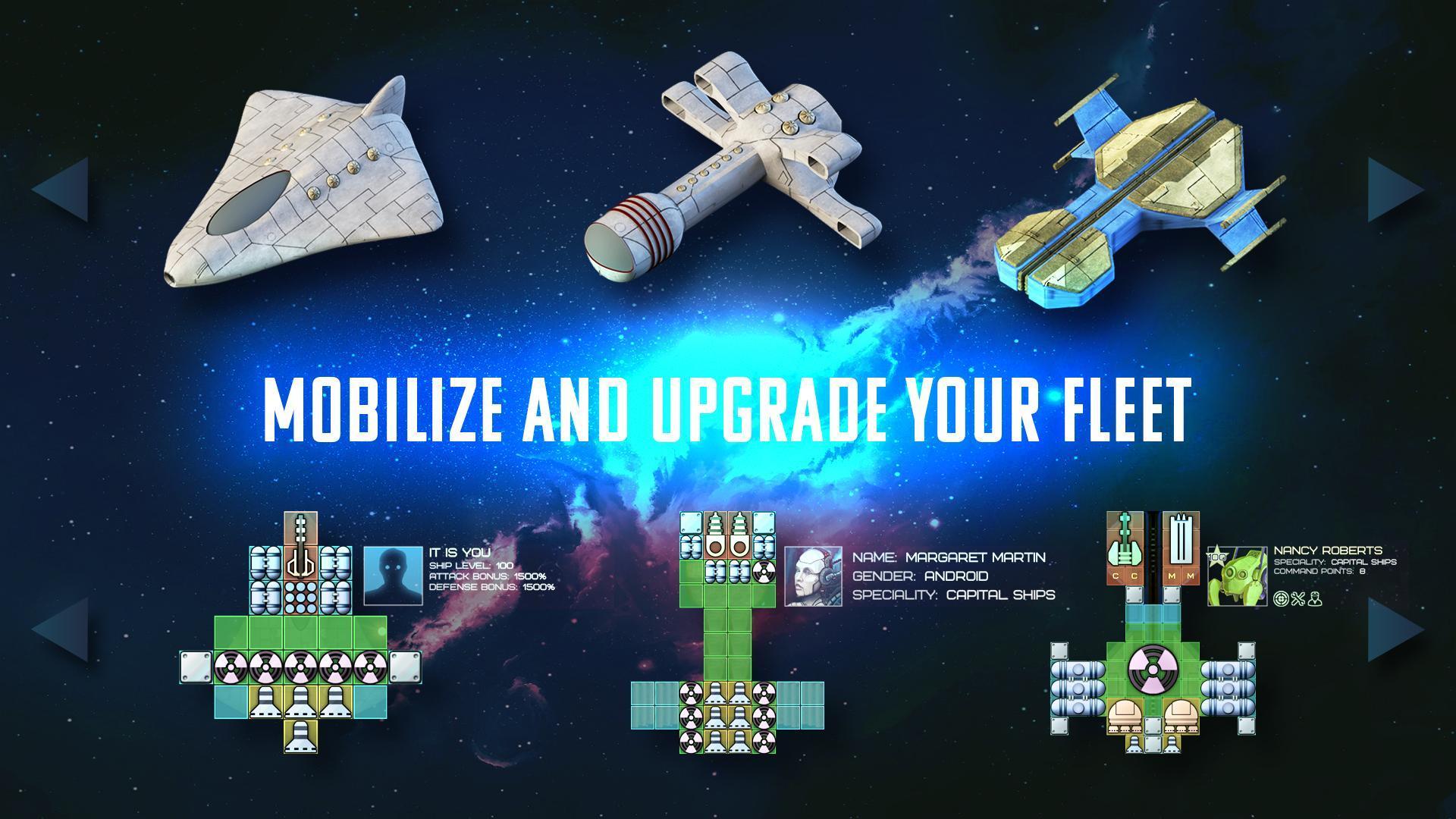 Event Horizon: spaceship builder and alien shooter 2.5.2 Screenshot 2