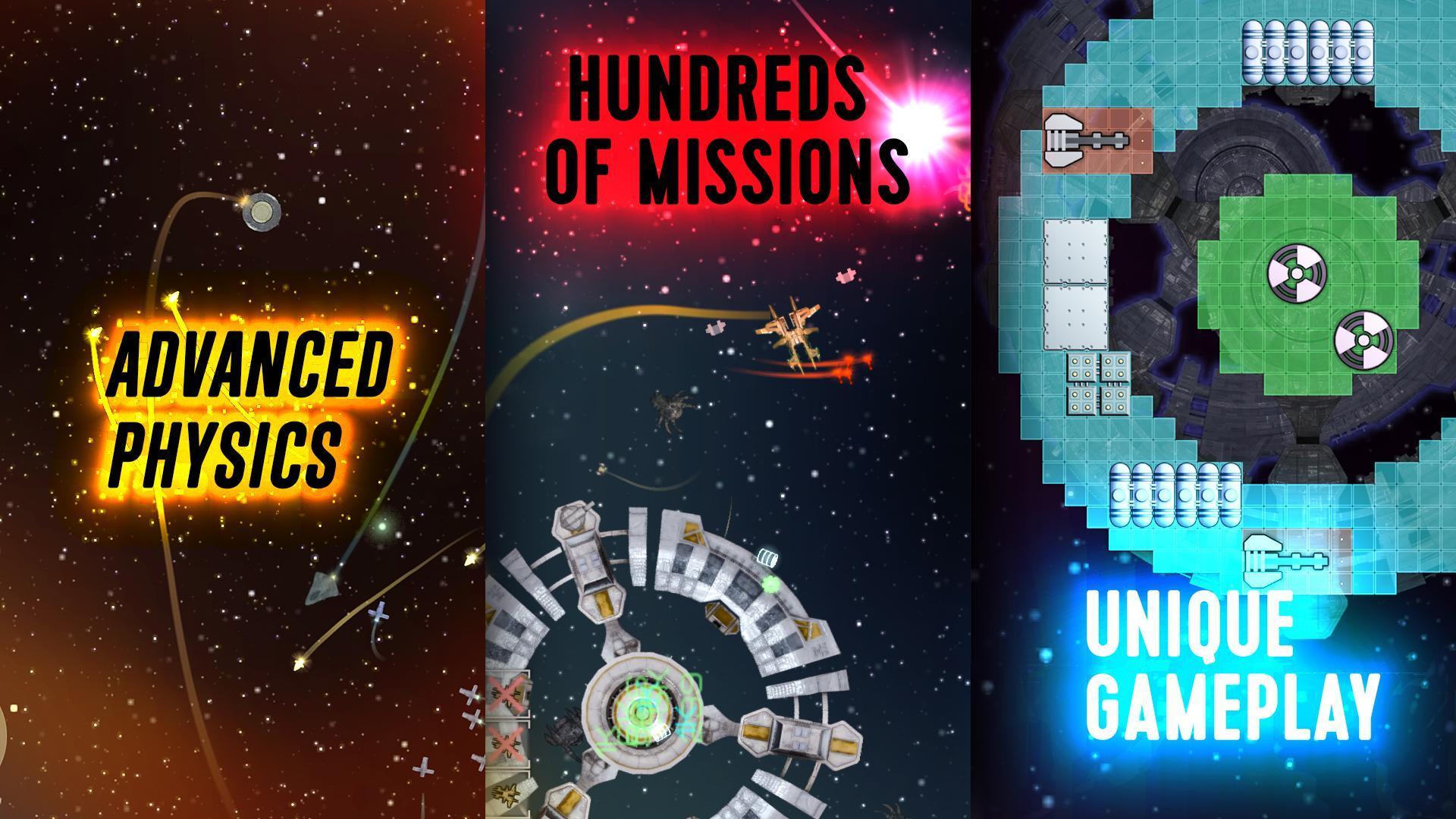 Event Horizon: spaceship builder and alien shooter 2.5.2 Screenshot 3