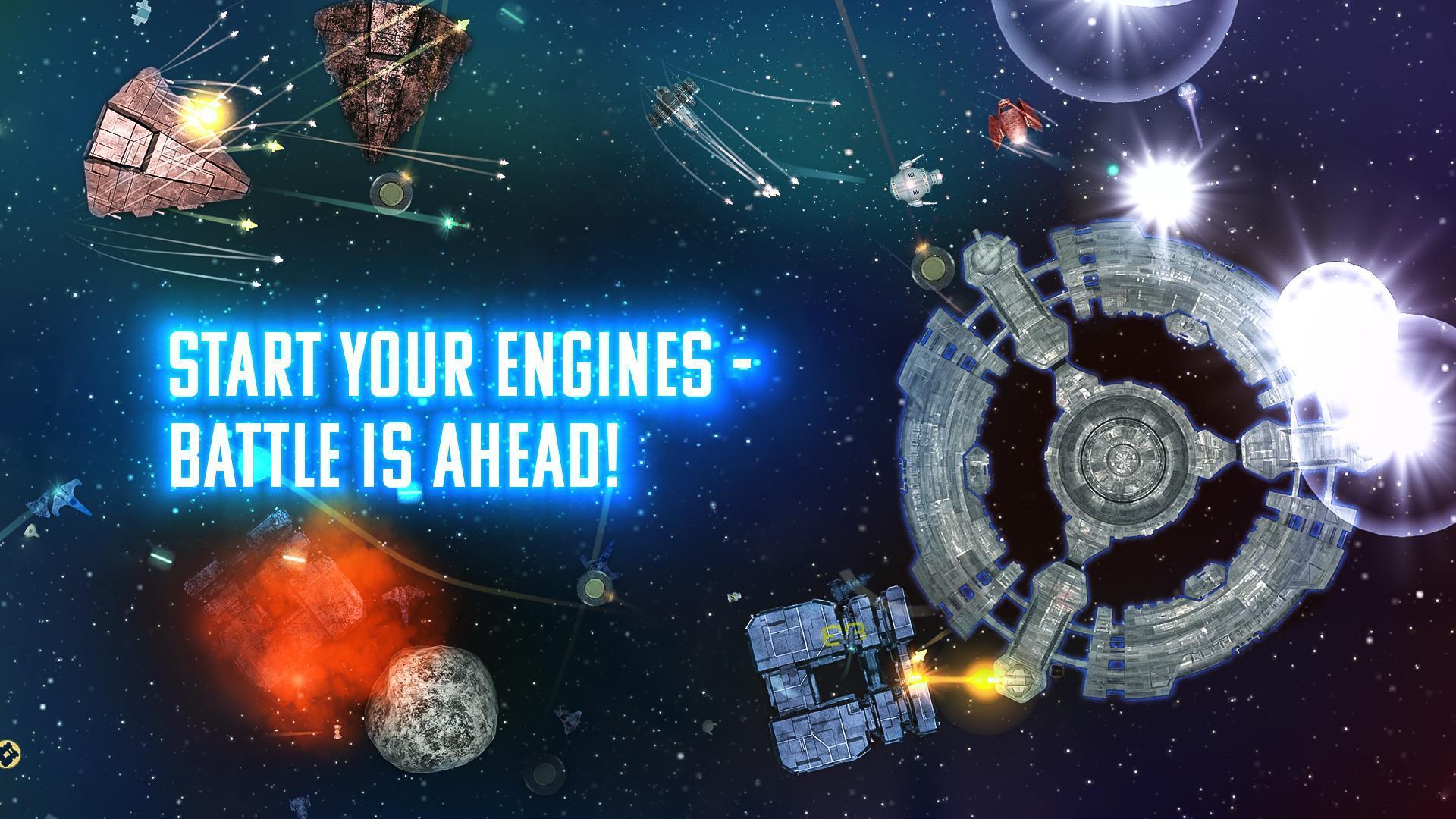 Event Horizon: spaceship builder and alien shooter 2.5.2 Screenshot 4