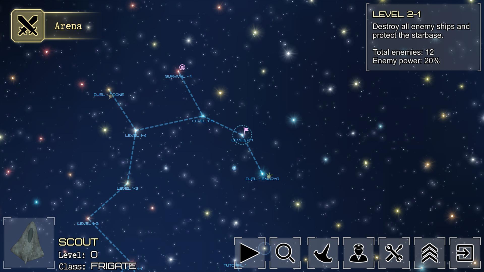 Event Horizon: spaceship builder and alien shooter 2.5.2 Screenshot 7