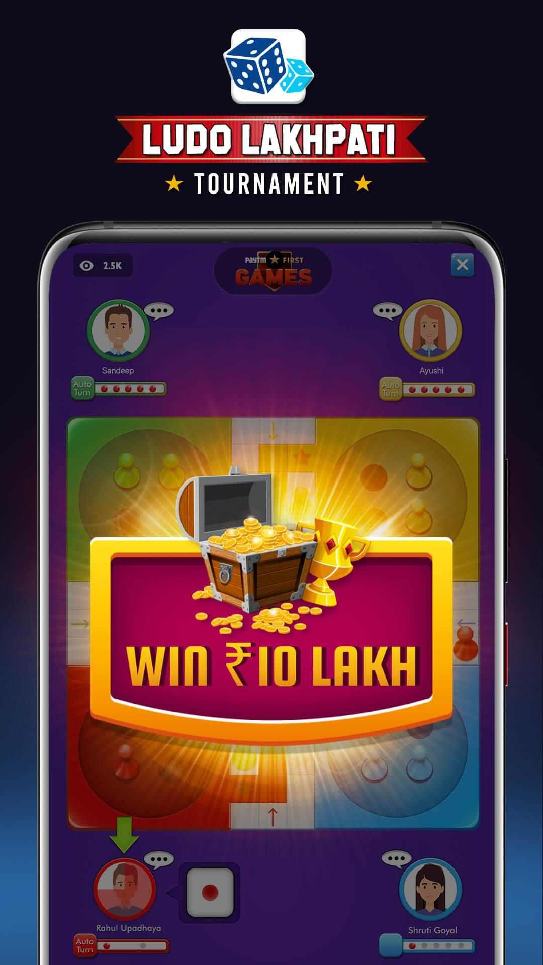 Paytm First Games - Win Paytm Cash 1.3.7 Screenshot 1