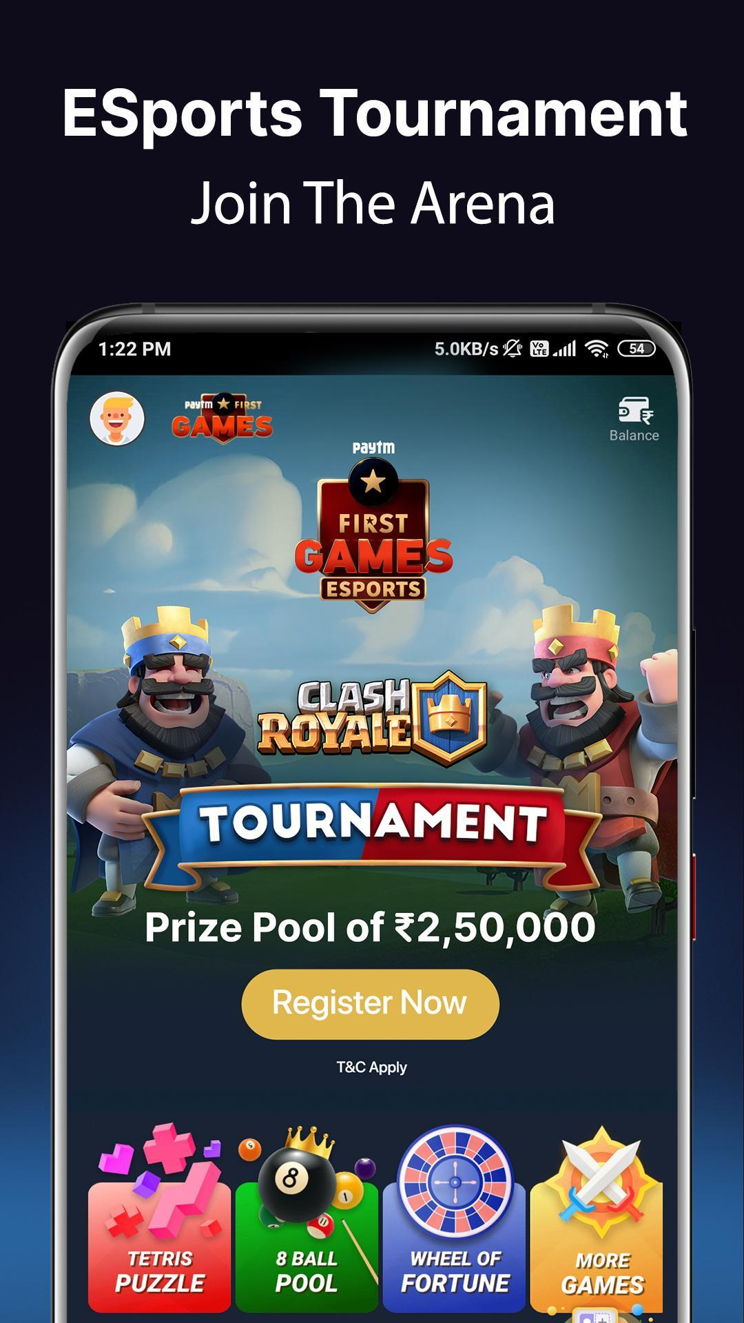 Paytm First Games - Win Paytm Cash 1.3.7 Screenshot 2