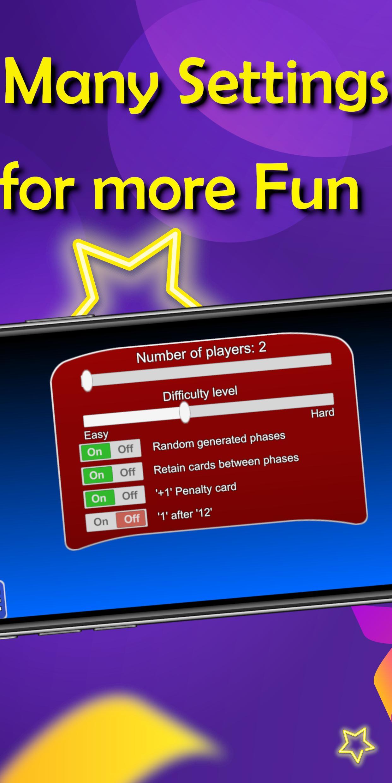 Super Phase Rummy card game 8.3 Screenshot 4