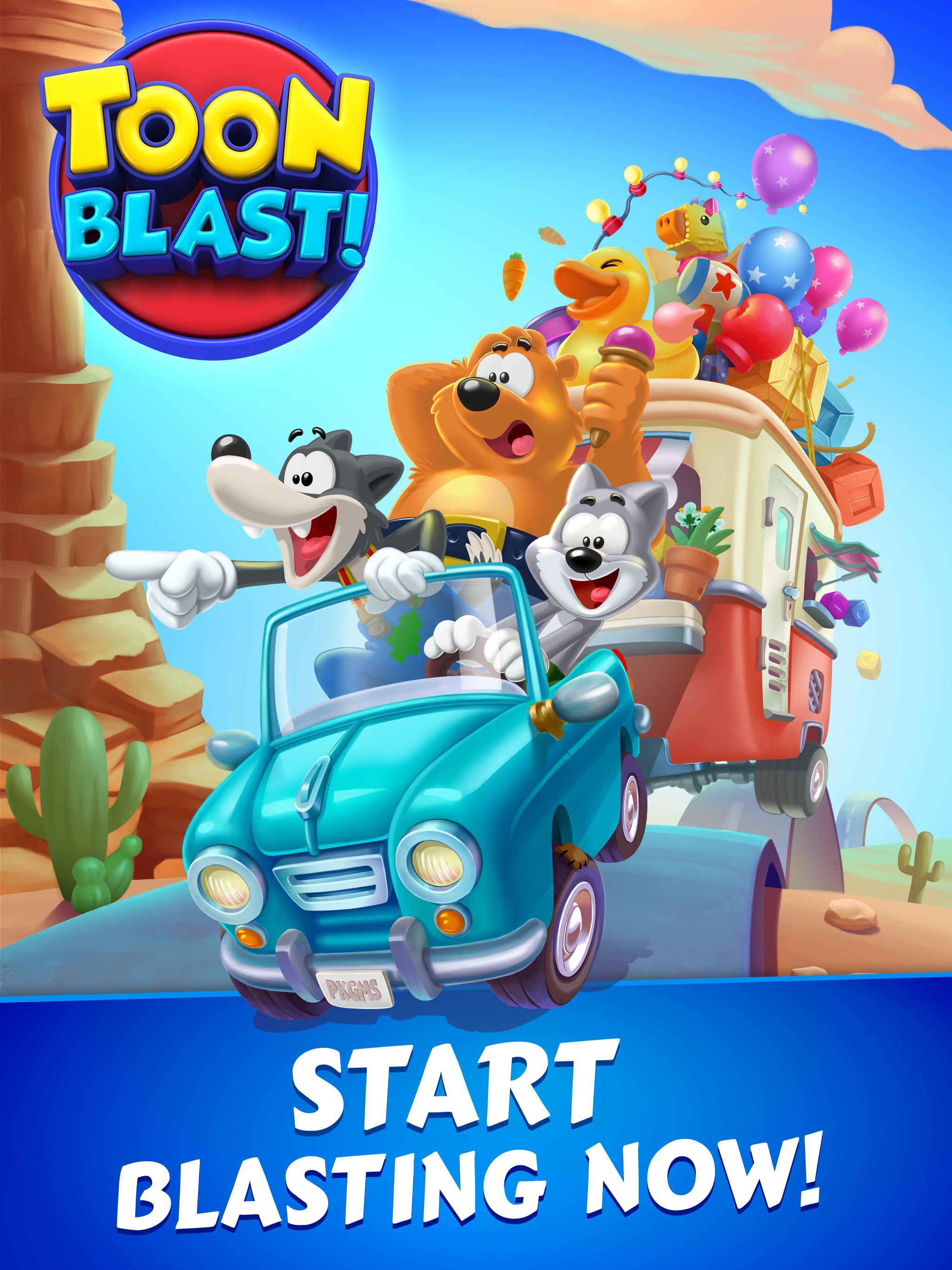 Toon Blast 4341 Screenshot 15