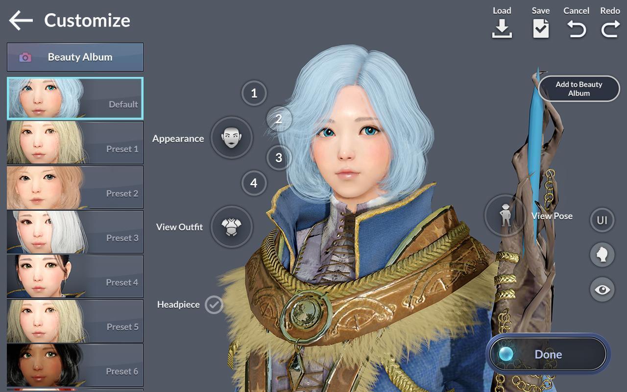 Black Desert Mobile 4.3.13 Screenshot 10