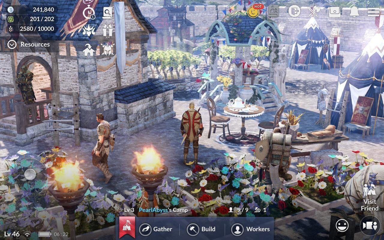 Black Desert Mobile 4.3.13 Screenshot 14