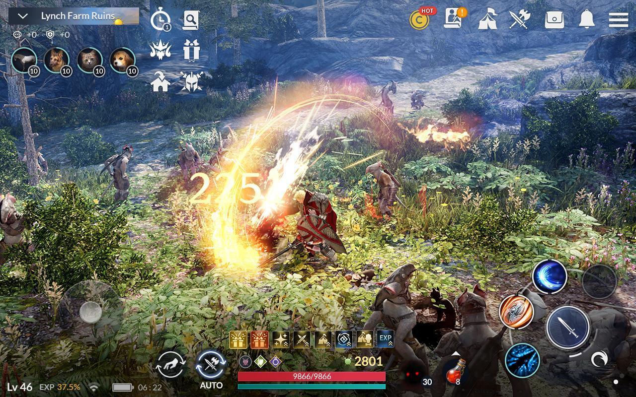 Black Desert Mobile 4.3.13 Screenshot 3