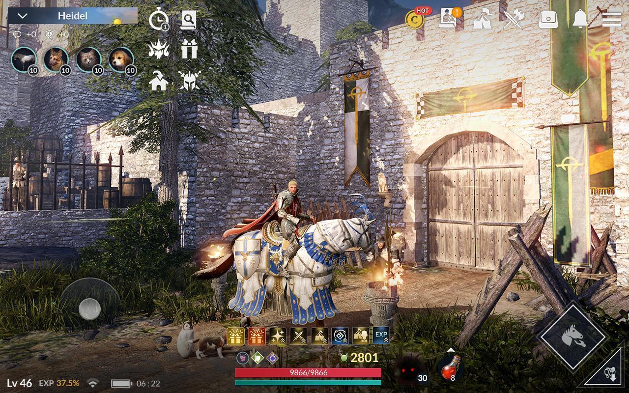 Black Desert Mobile 4.3.13 Screenshot 7