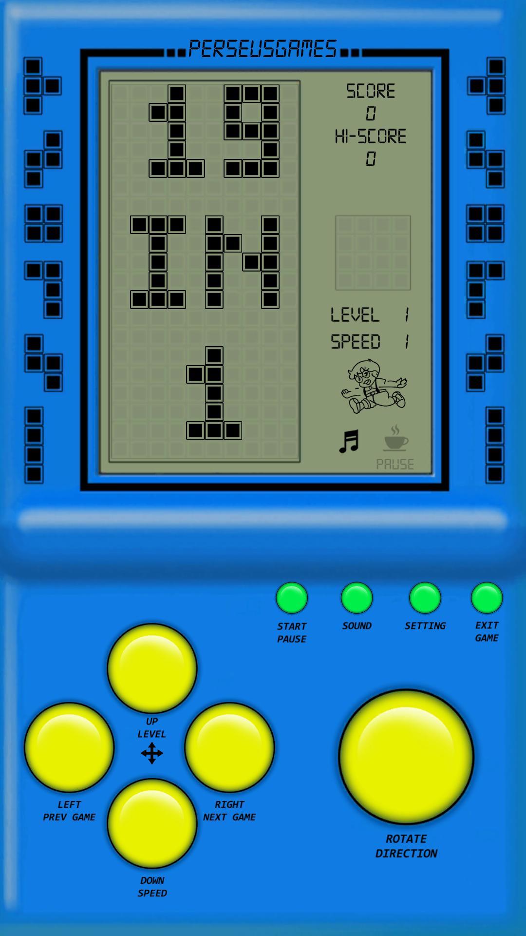 Brick Game 19.9.0 Screenshot 1
