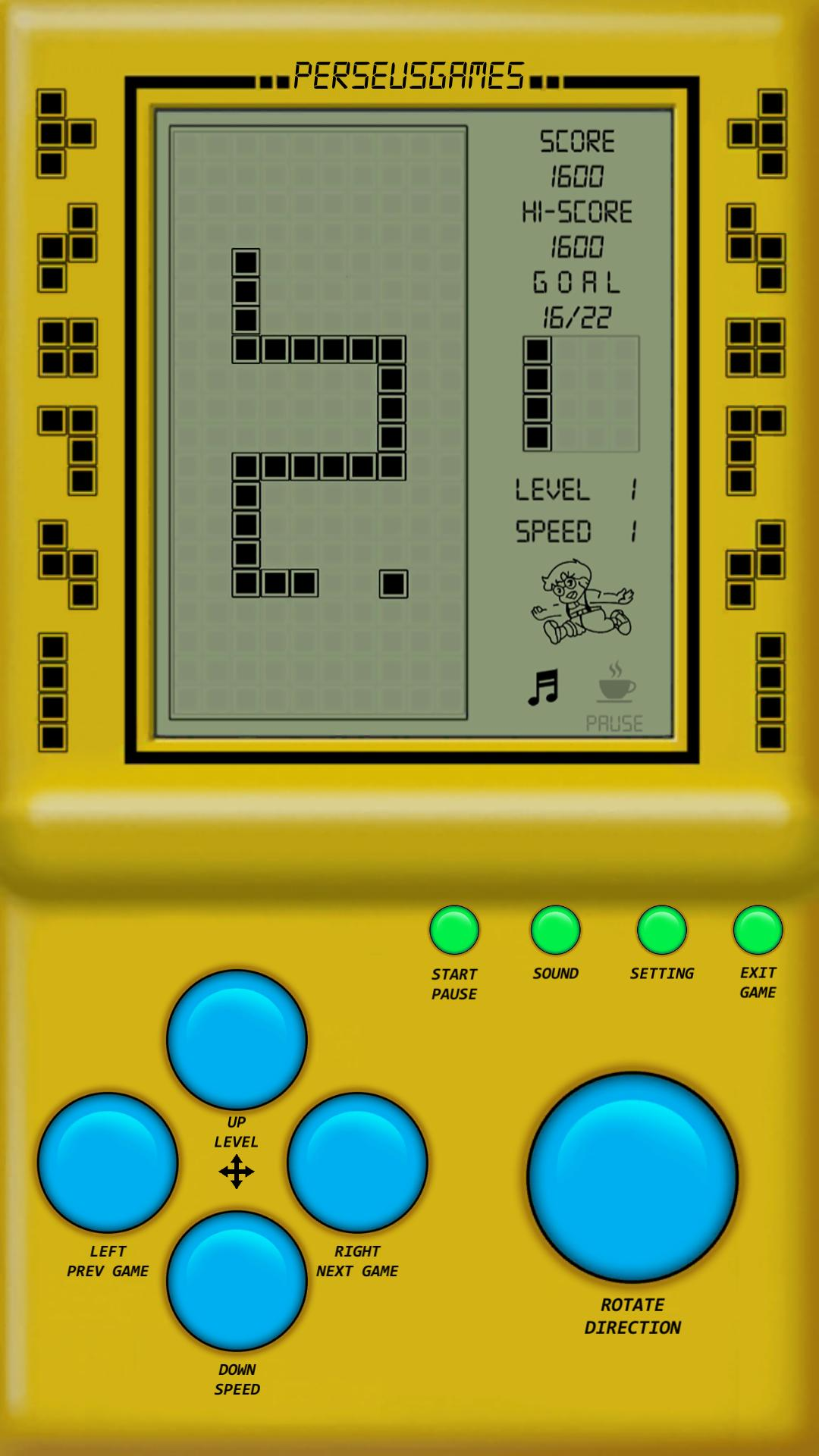 Brick Game 19.9.0 Screenshot 4