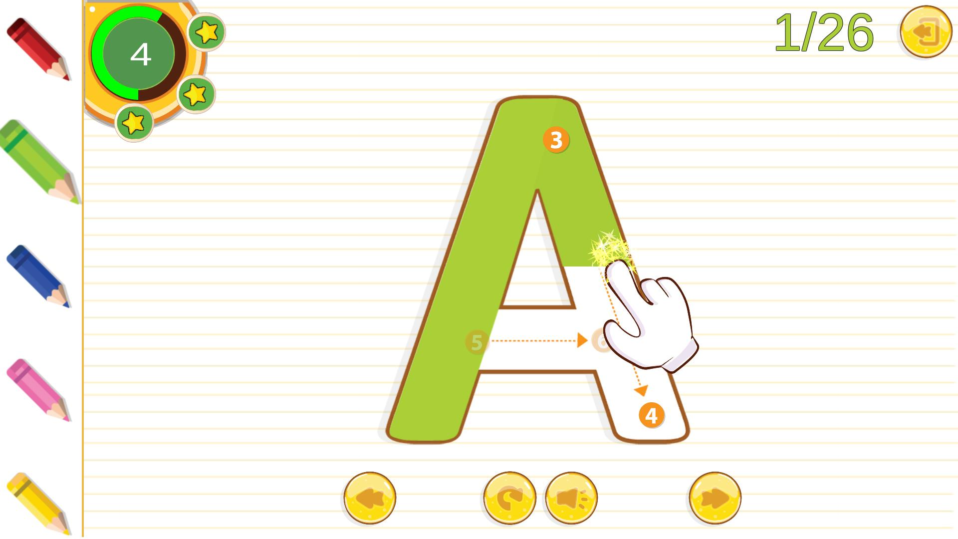 Kids Educational Game 5 2.6 Screenshot 2