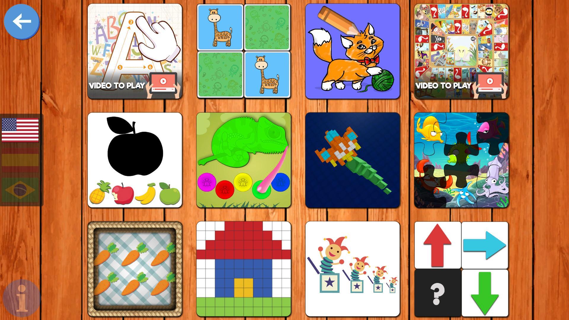 Kids Educational Game 5 2.6 Screenshot 9