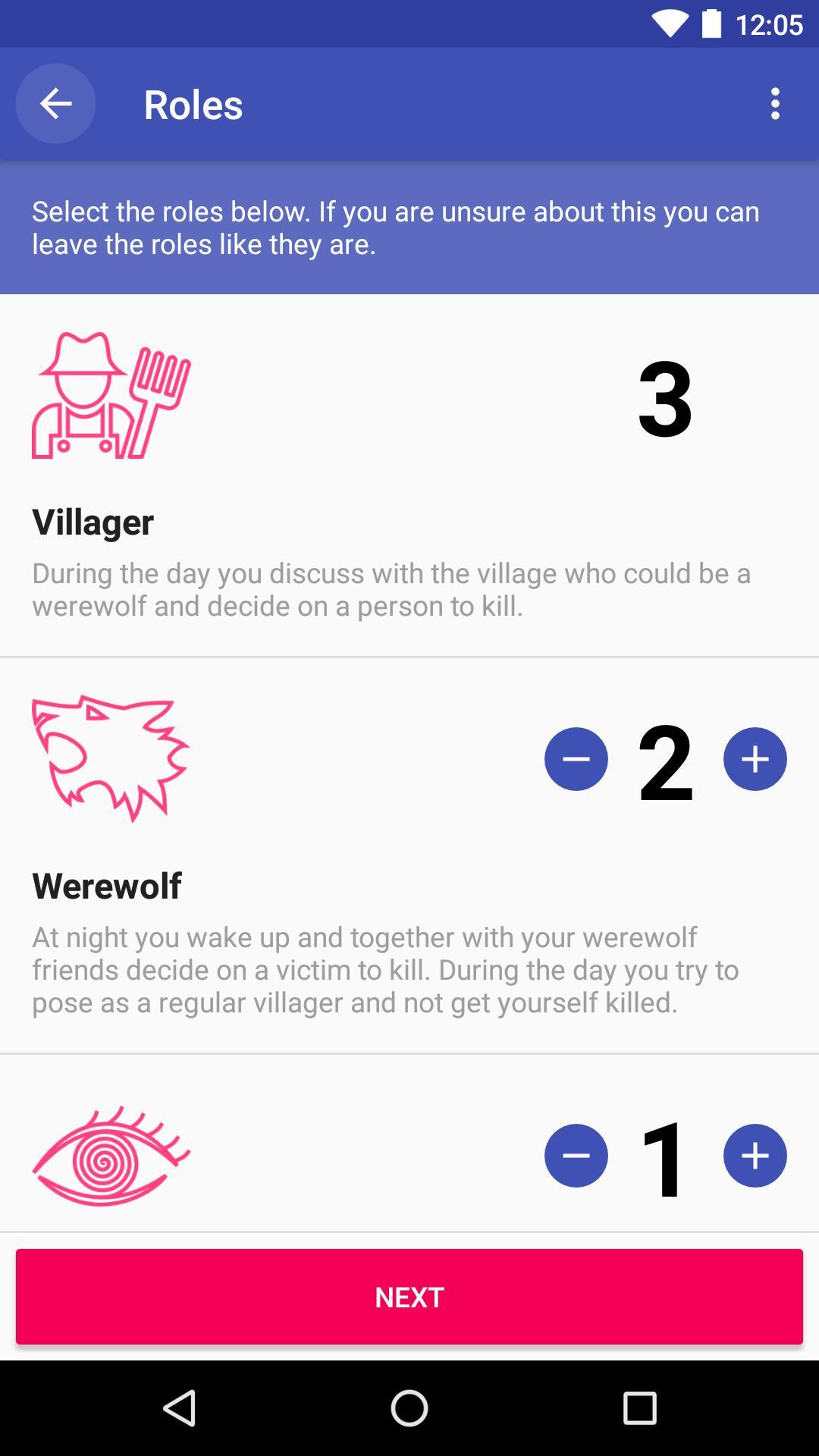 Werewolf 2.8.5 Screenshot 5
