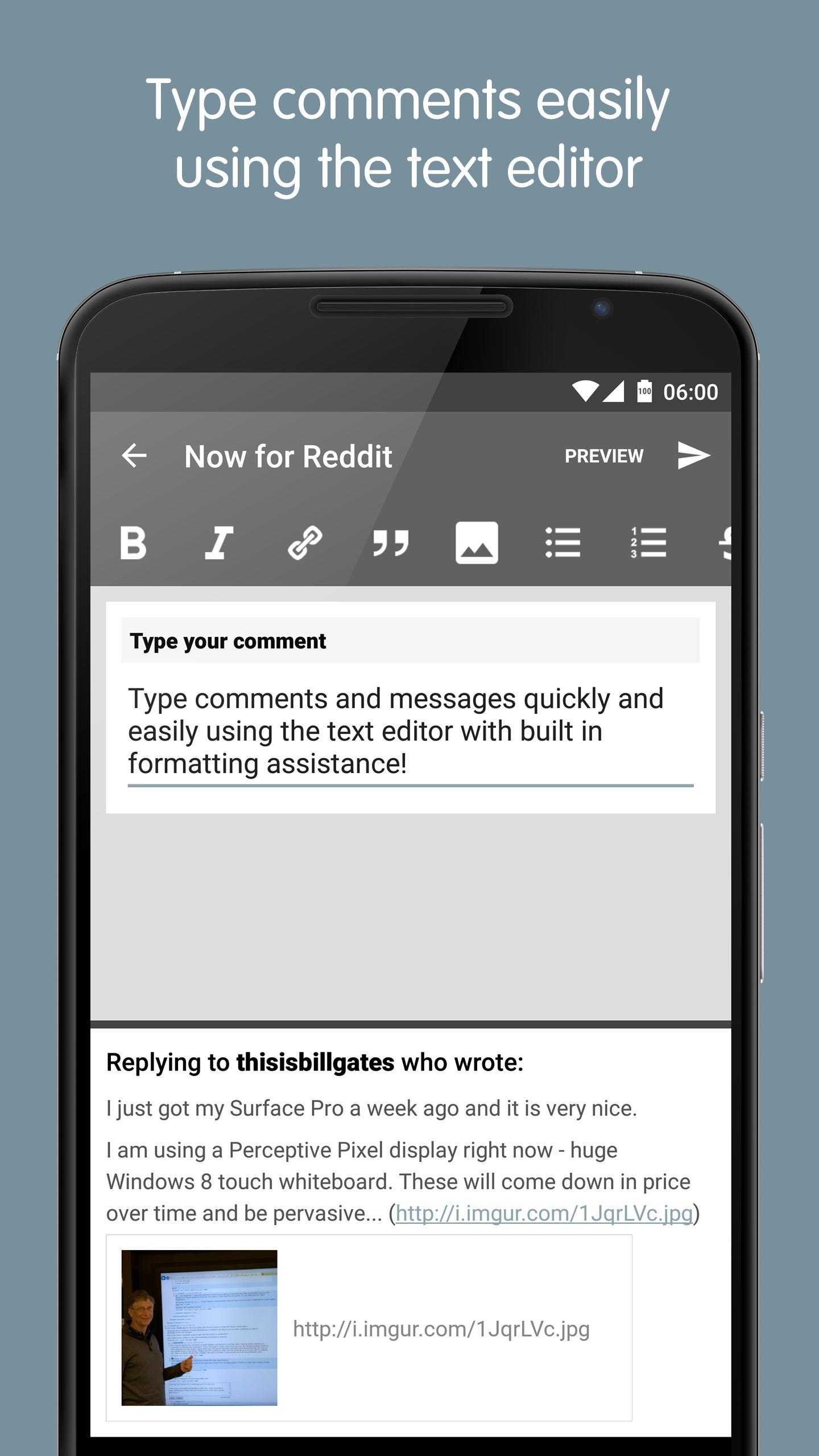 Now for Reddit 5.8.7 Screenshot 7