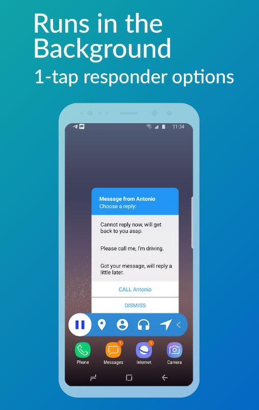 ping Text to Speech: Reads Texts & Emails aloud 7.35 Screenshot 3