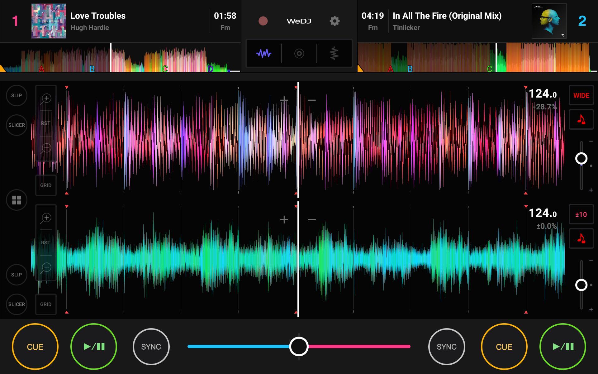 WeDJ 1.1.0.0 Screenshot 11