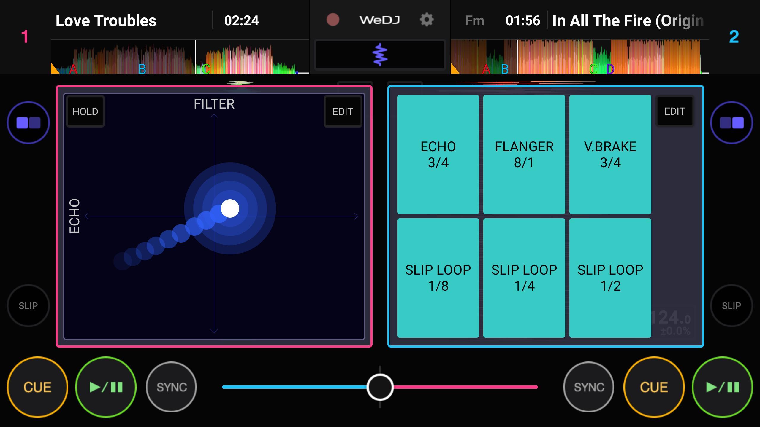 WeDJ 1.1.0.0 Screenshot 4
