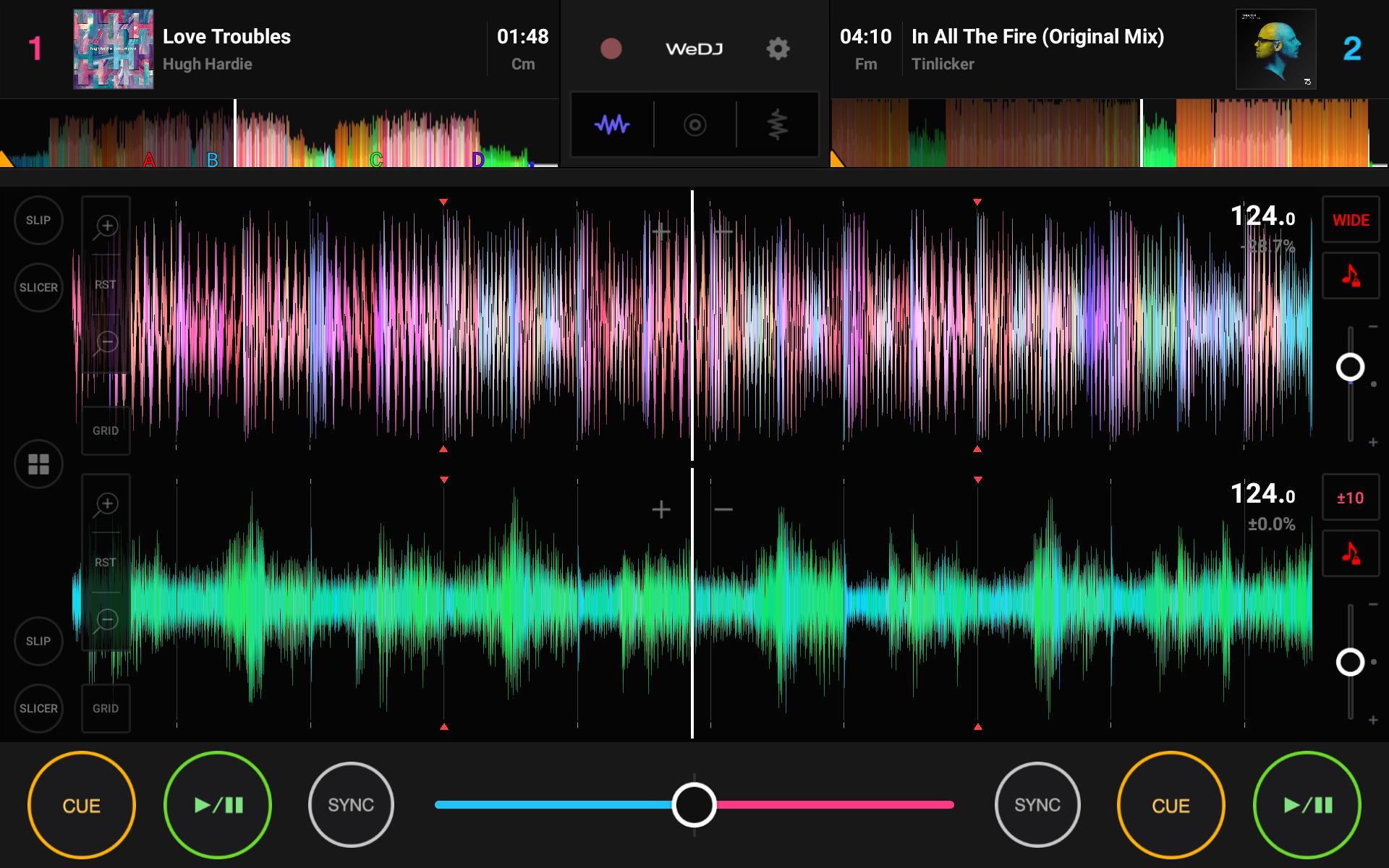 WeDJ 1.1.0.0 Screenshot 7