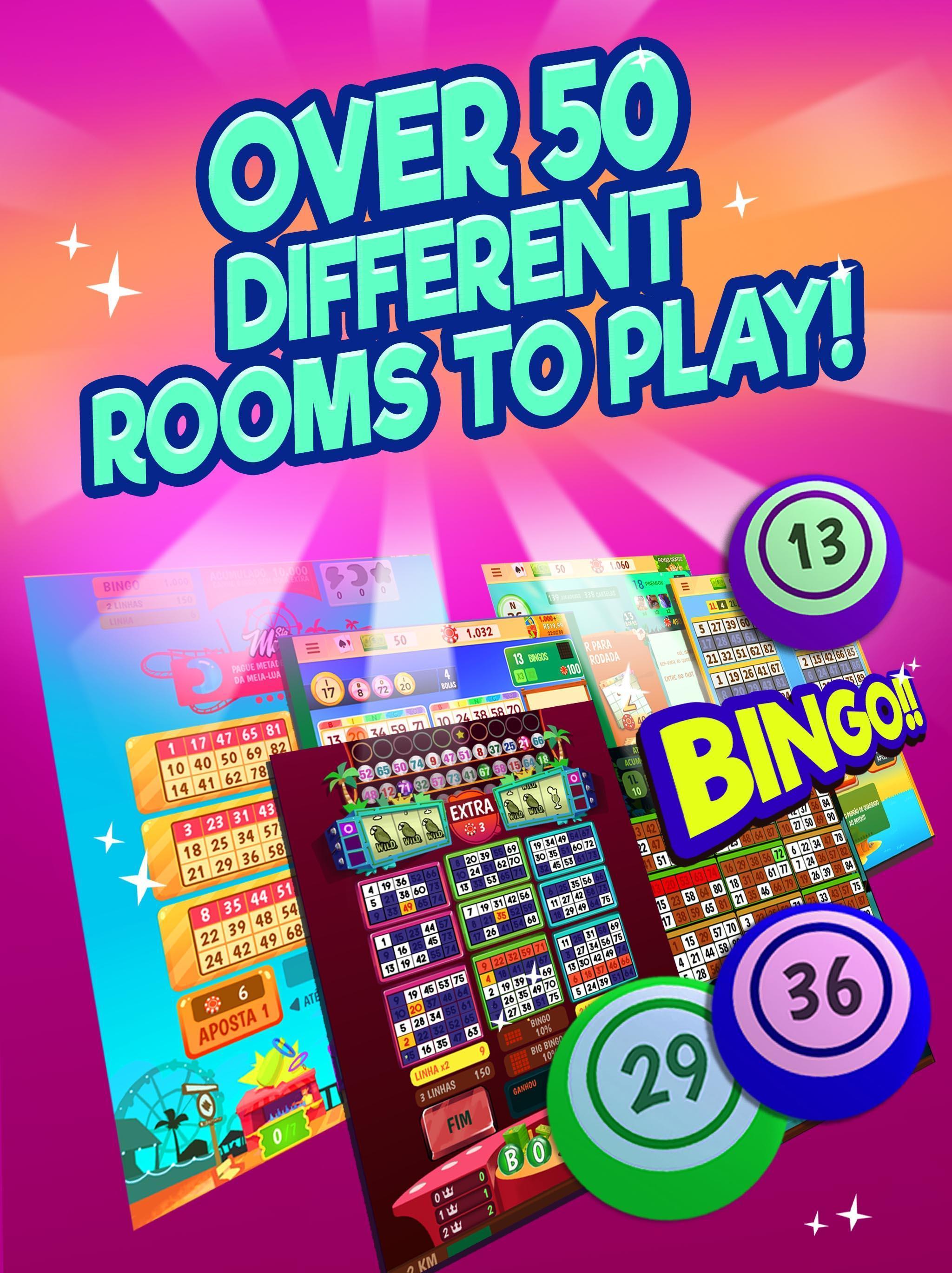 Praia Bingo Bingo Games + Slot + Casino 28.13.1 Screenshot 14