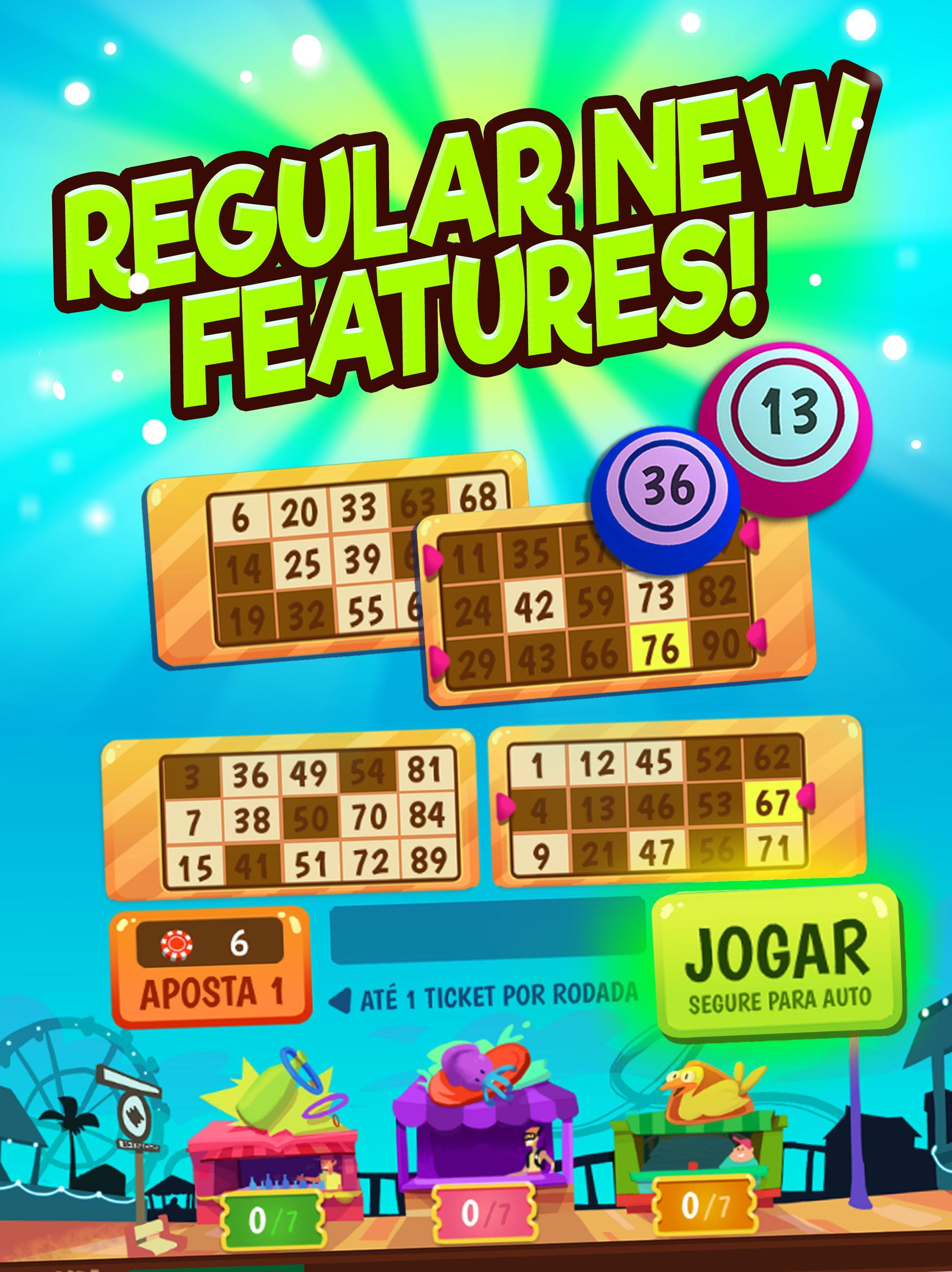 Praia Bingo Bingo Games + Slot + Casino 28.13.1 Screenshot 23