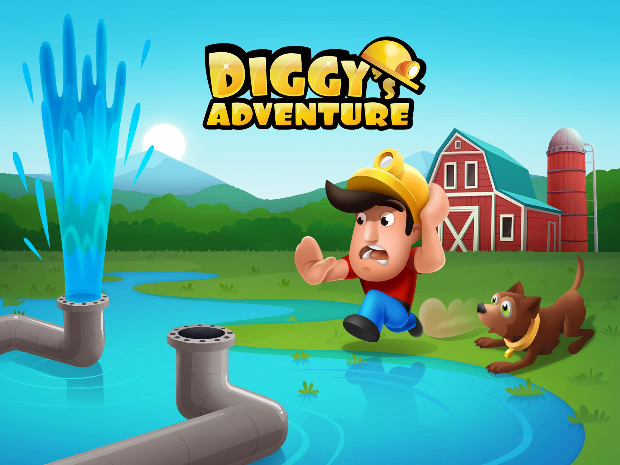 Diggy's Adventure: Logic Puzzles & Maze Escape RPG 1.5.448 Screenshot 8