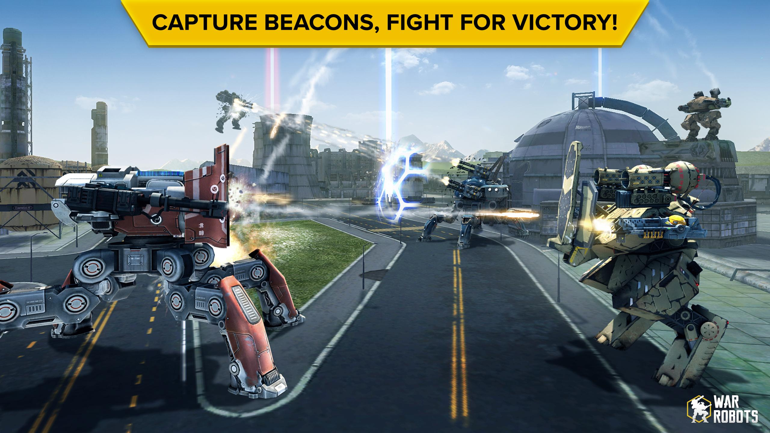 War Robots Multiplayer Battles 6.4.8 Screenshot 10