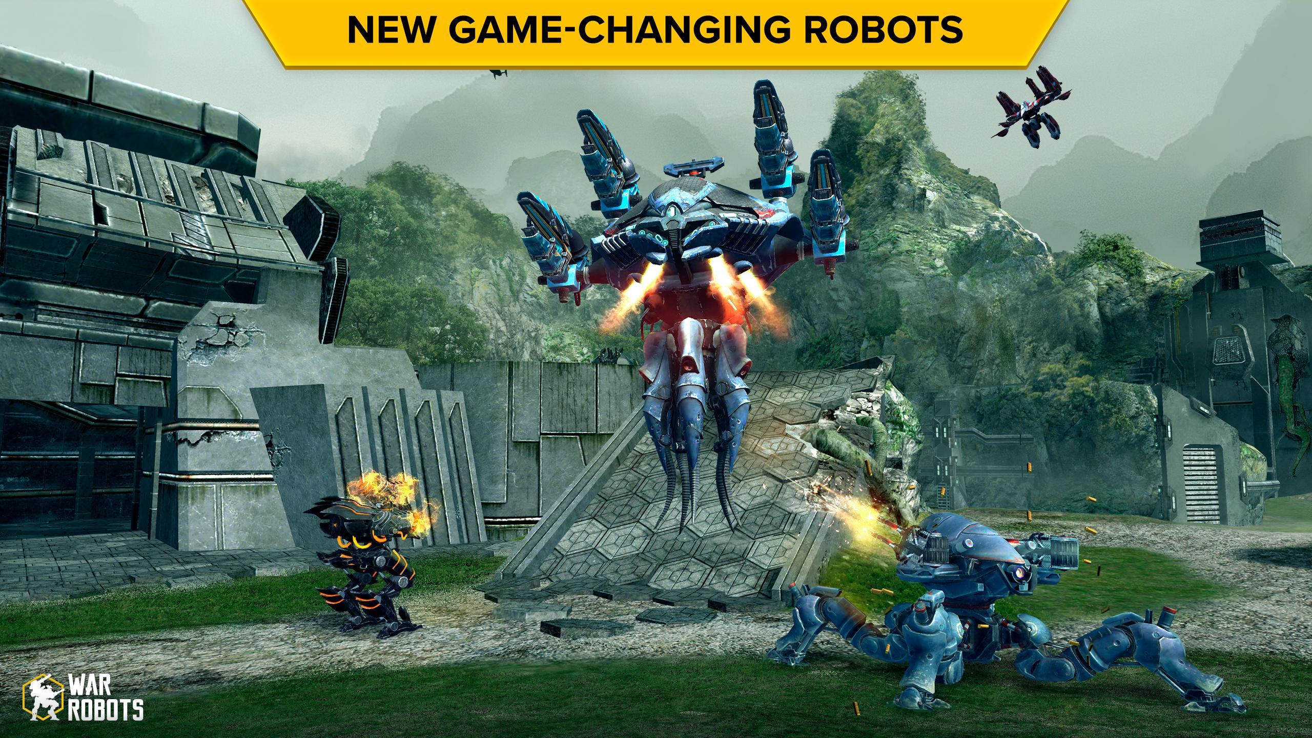 War Robots Multiplayer Battles 6.4.8 Screenshot 2