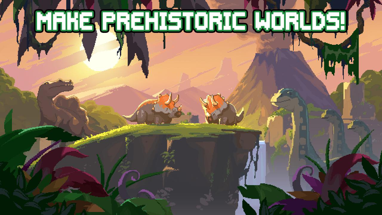 The Sandbox Evolution Craft a 2D Pixel Universe 1.7.3 Screenshot 11