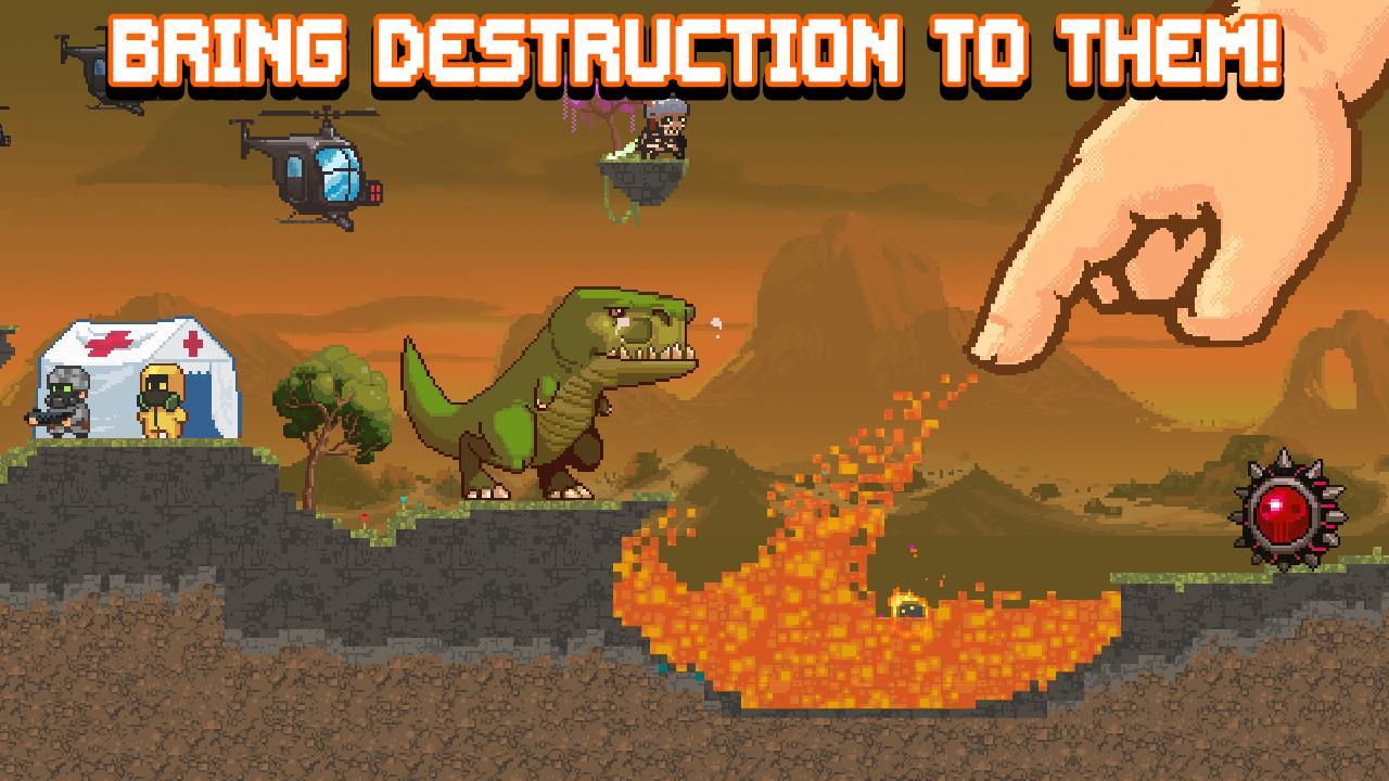 The Sandbox Evolution Craft a 2D Pixel Universe 1.7.3 Screenshot 4