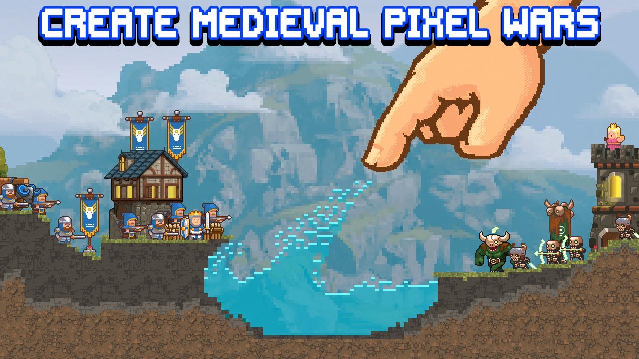 The Sandbox Evolution Craft a 2D Pixel Universe 1.7.3 Screenshot 7