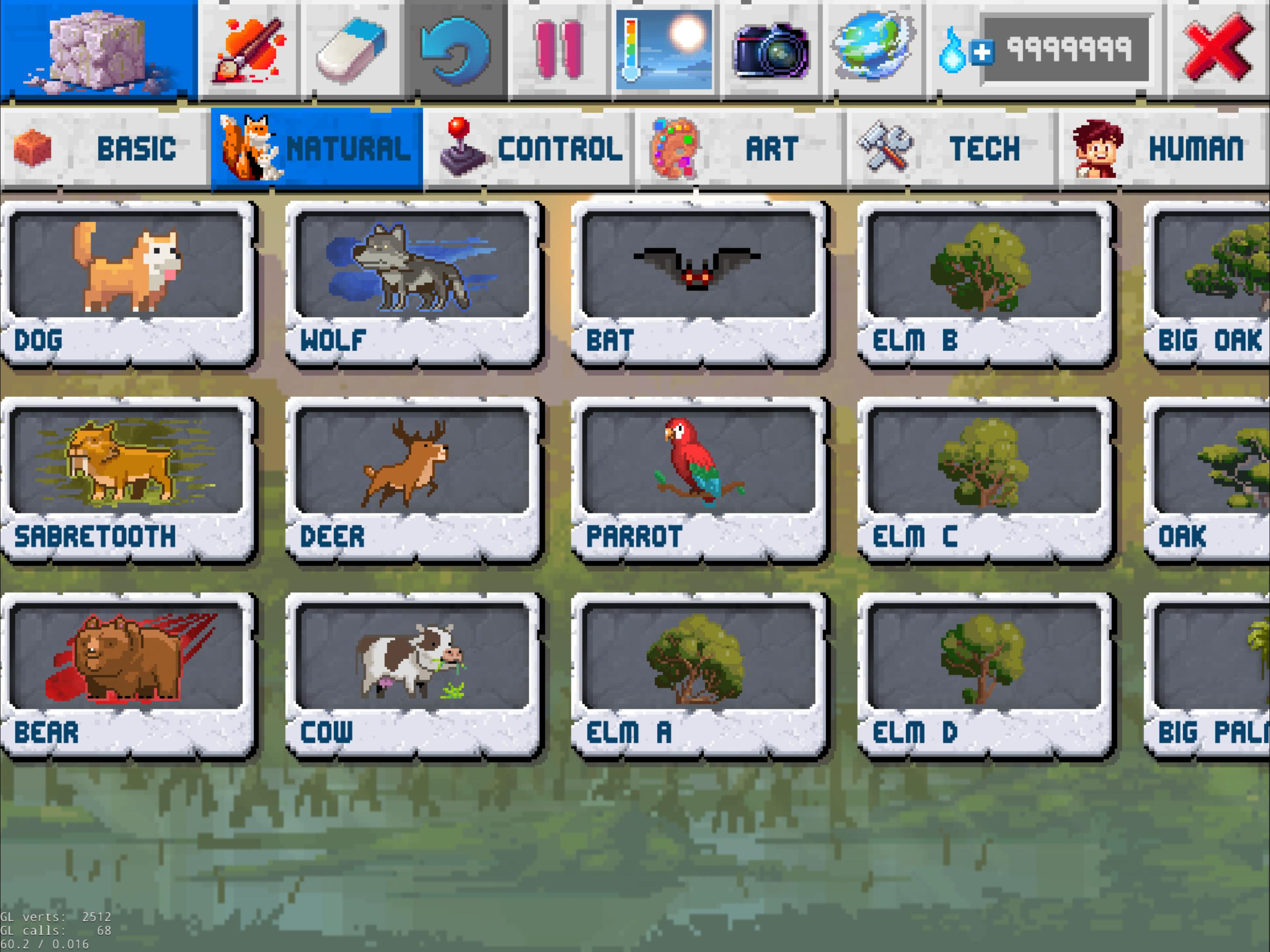 The Sandbox Evolution Craft a 2D Pixel Universe 1.7.3 Screenshot 8
