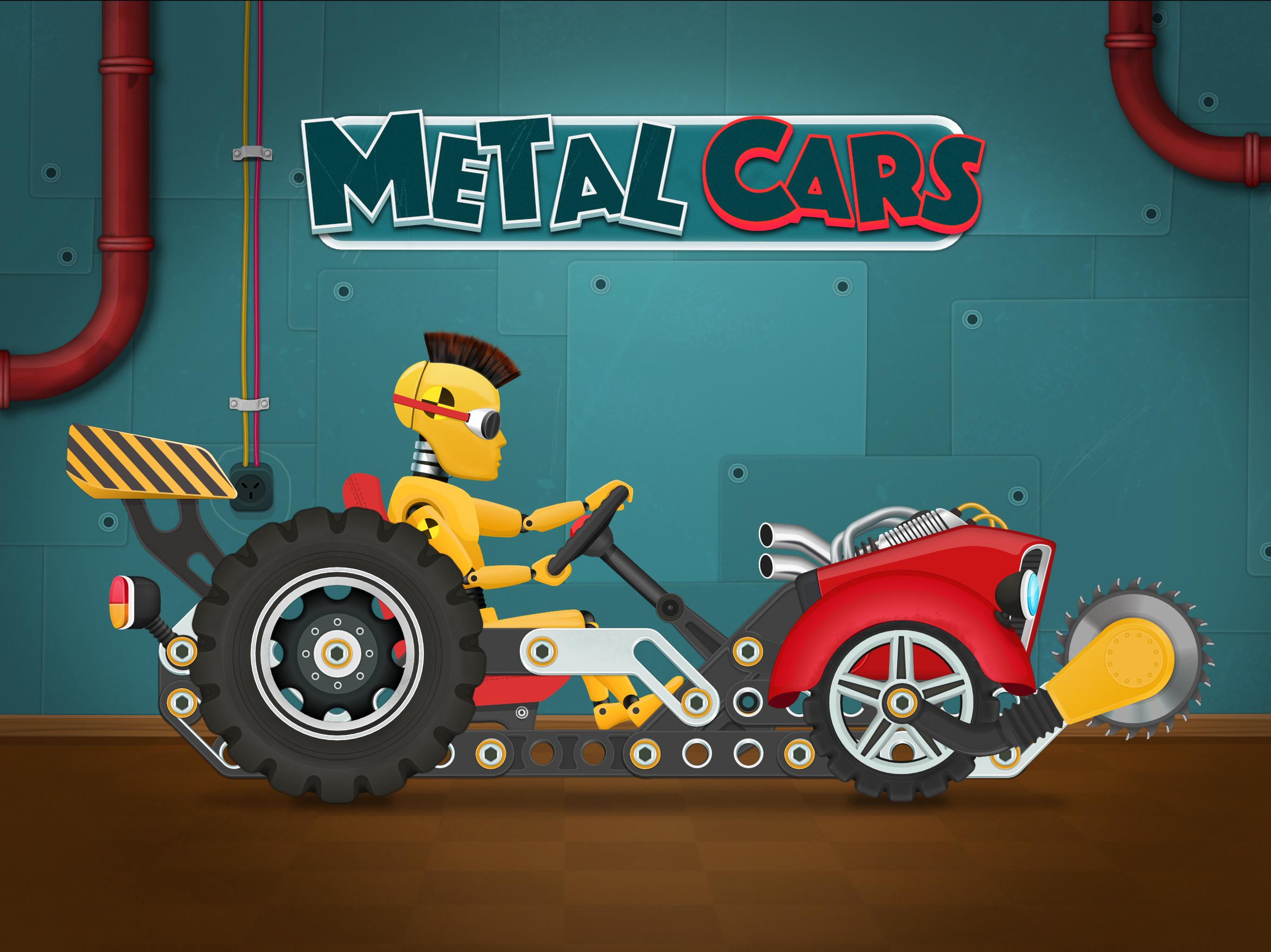 Car Builder and Racing Game for Kids 1.3 Screenshot 12