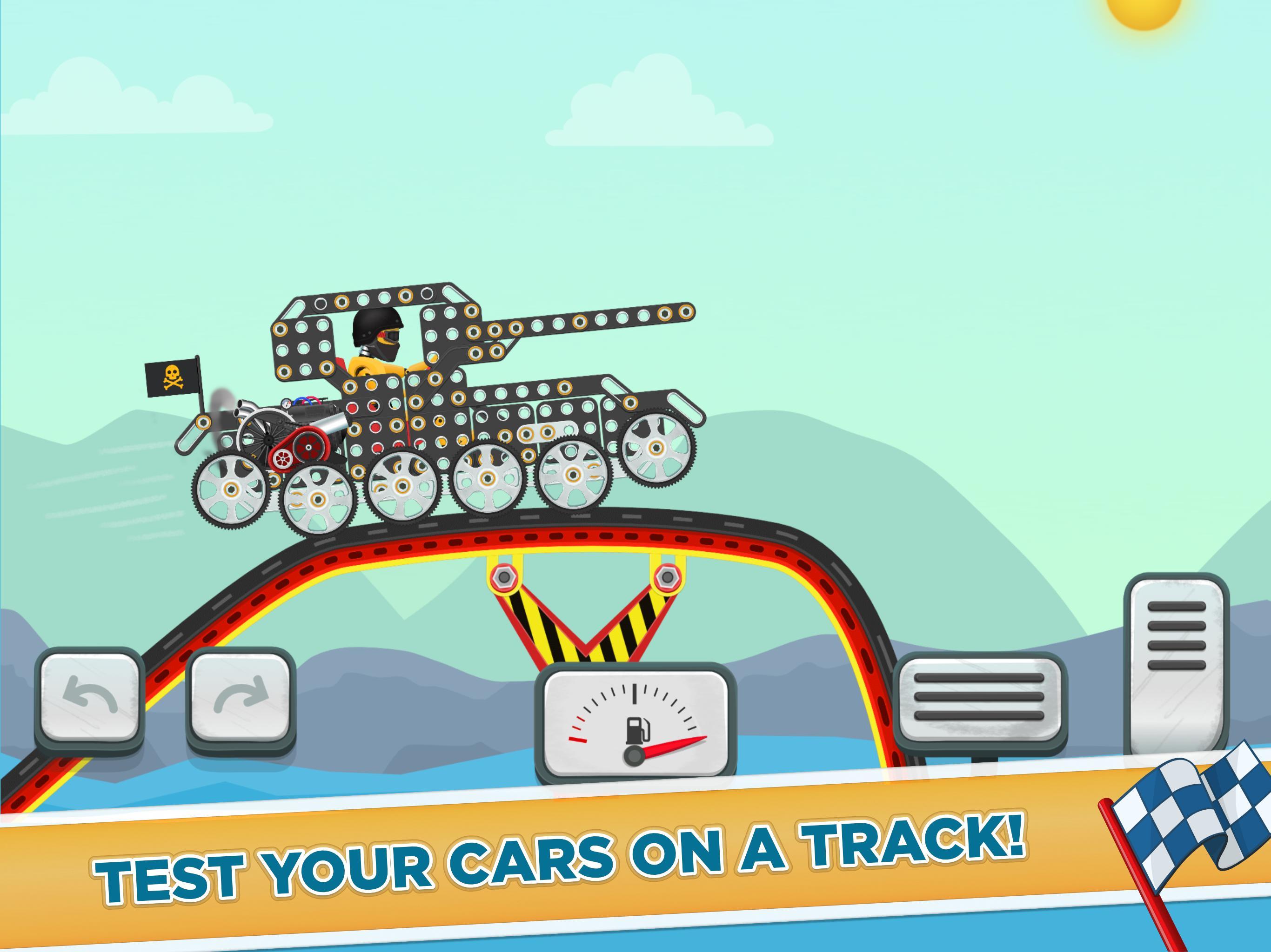 Car Builder and Racing Game for Kids 1.3 Screenshot 15